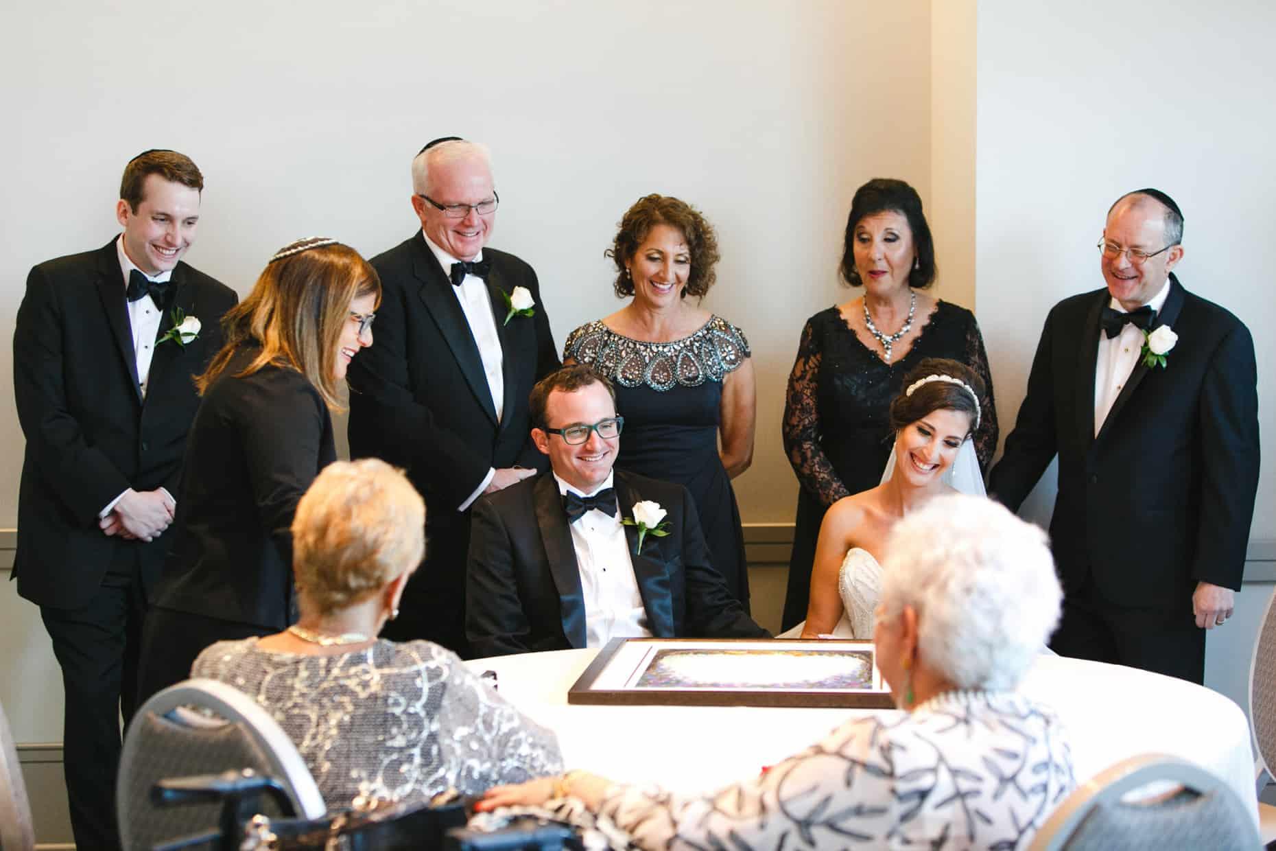 Penn's Landing Philadelphia Wedding