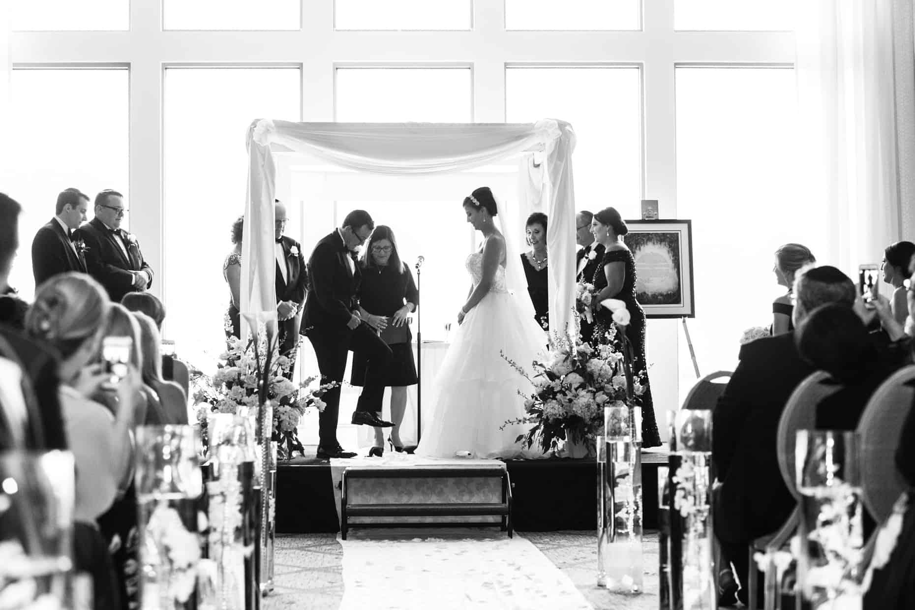 Penn's Landing Philadelphia Wedding Picture