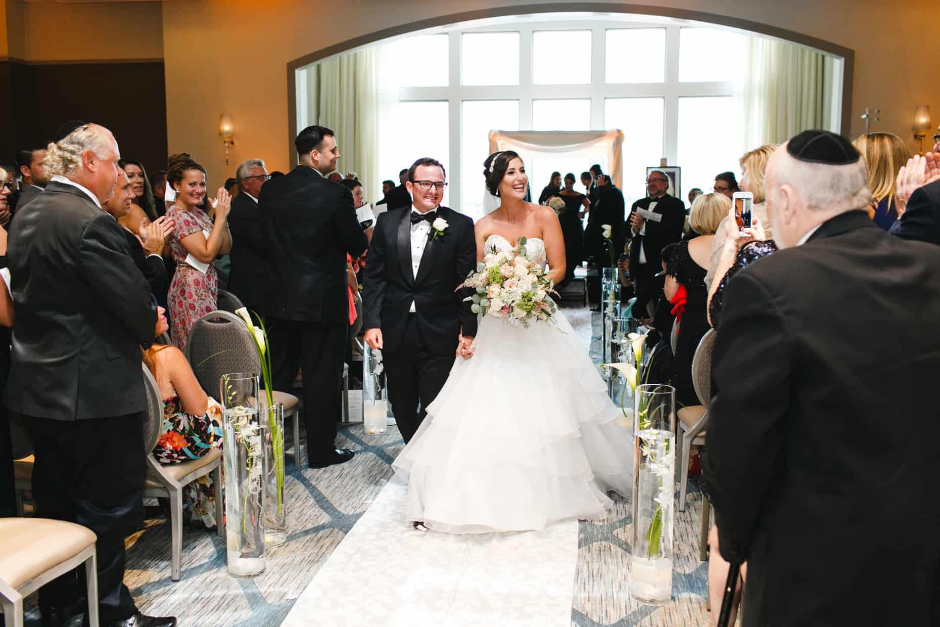 Penn's Landing Philadelphia Wedding Ceremony