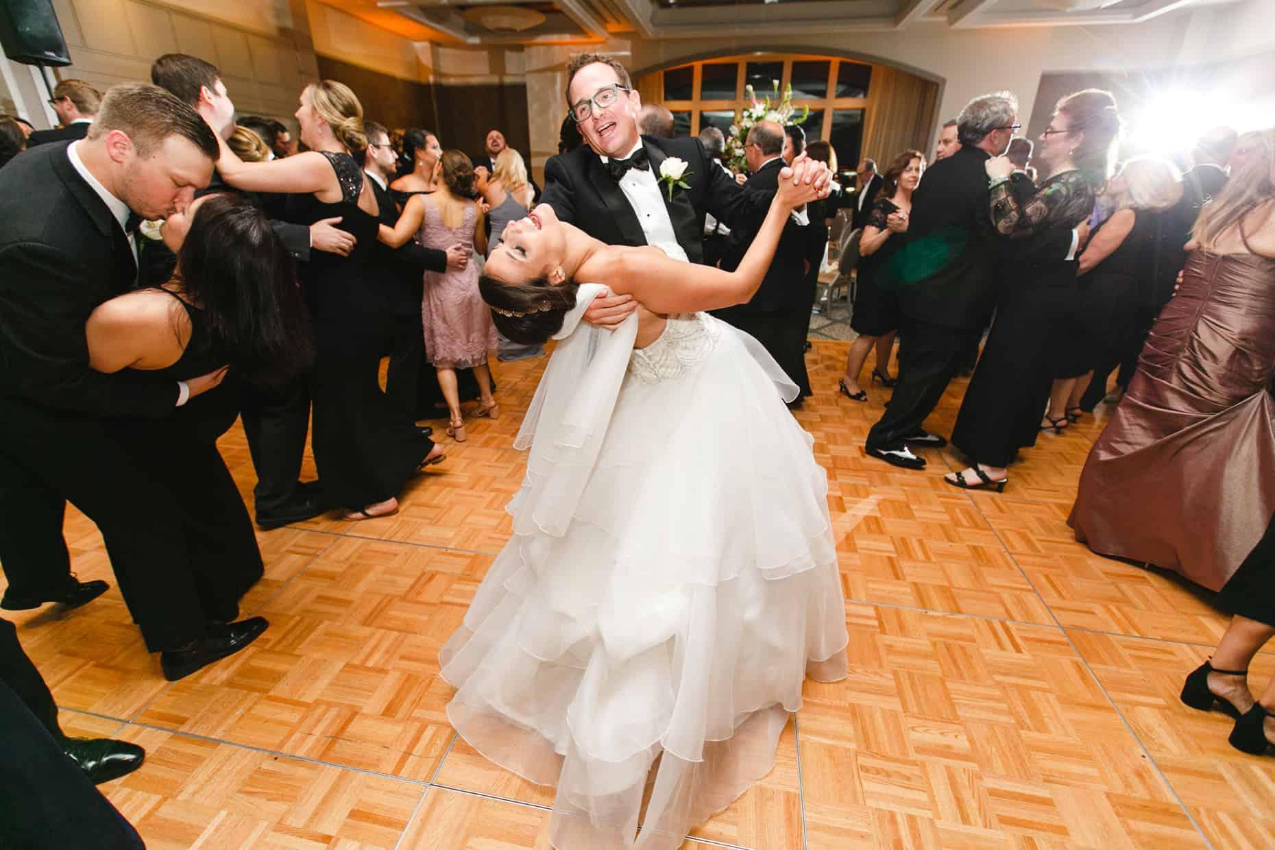 Hilton Penn's Landing Wedding