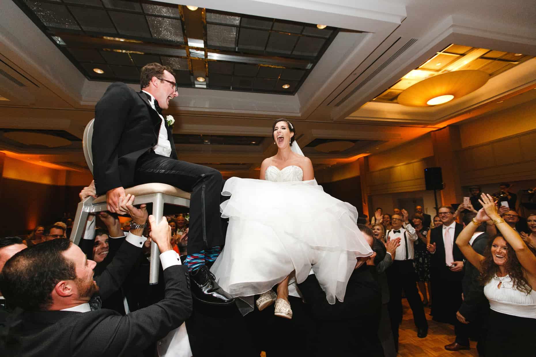 Hilton Penn's Landing Wedding Photo