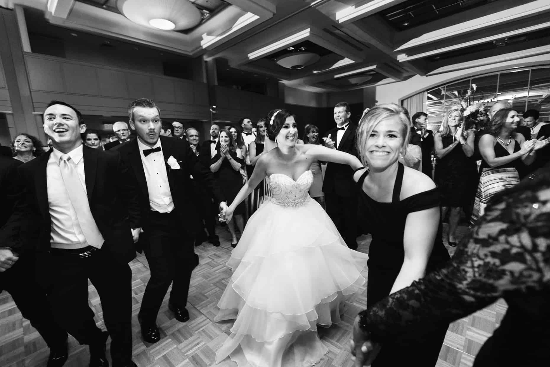 Hilton Penn's Landing Wedding Photos