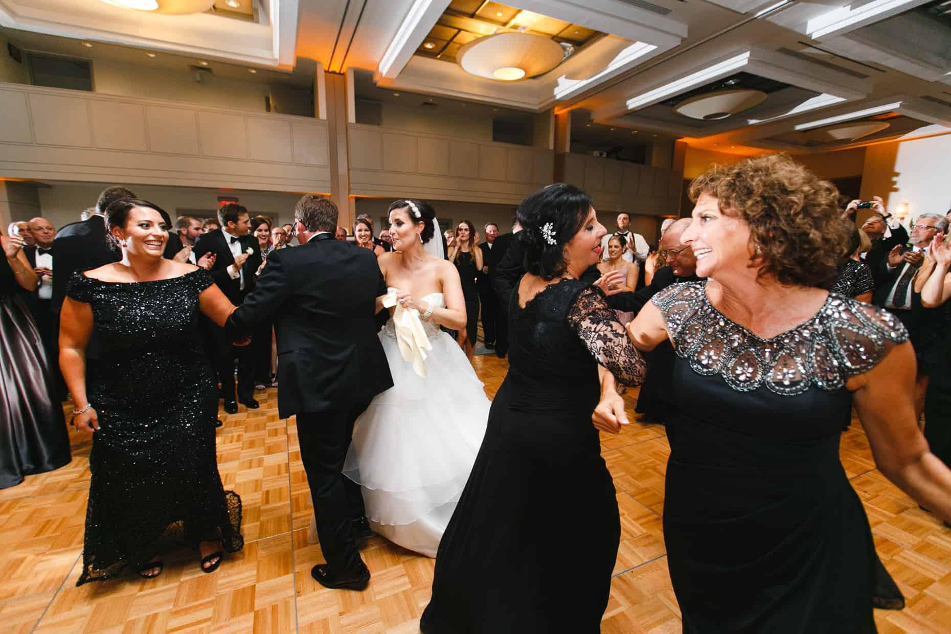 Hilton Penn's Landing Wedding Photography