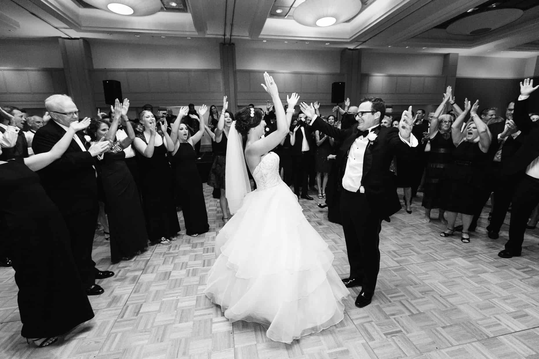 Hilton Penn's Landing Wedding Photographer