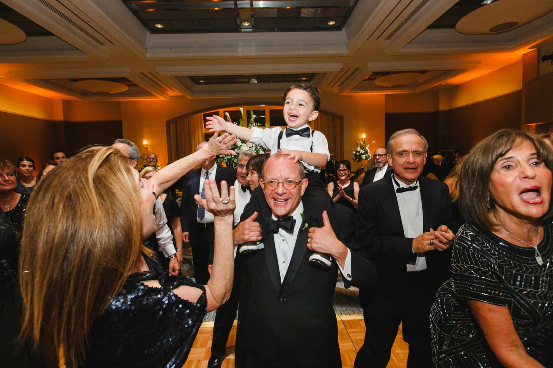 Hilton Penn's Landing Wedding Photographers