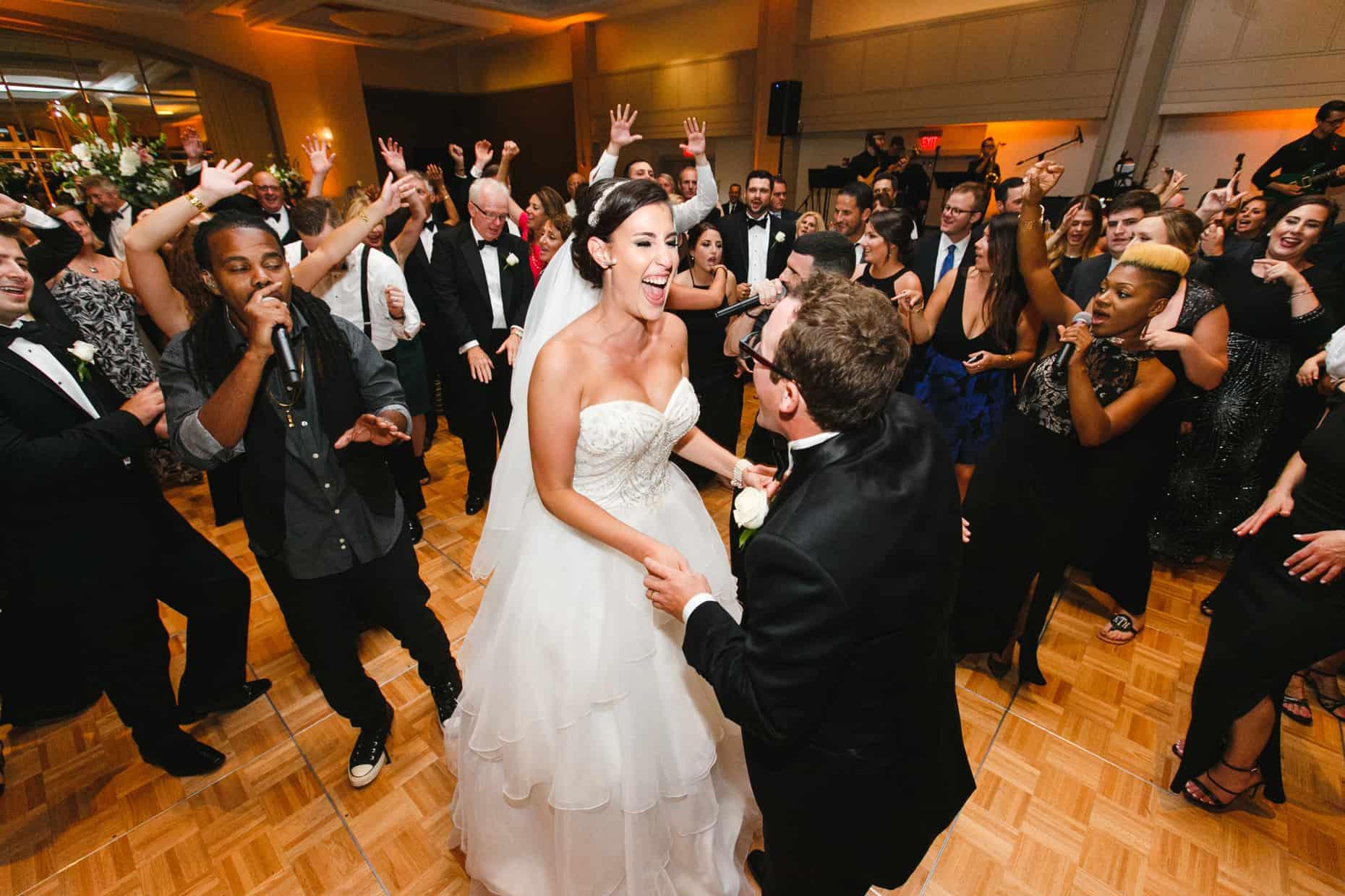 Hilton Penn's Landing Wedding Picture