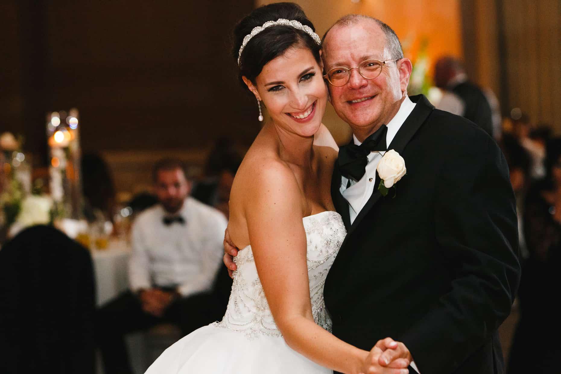 Wedding Photo Hilton Penn's Landing