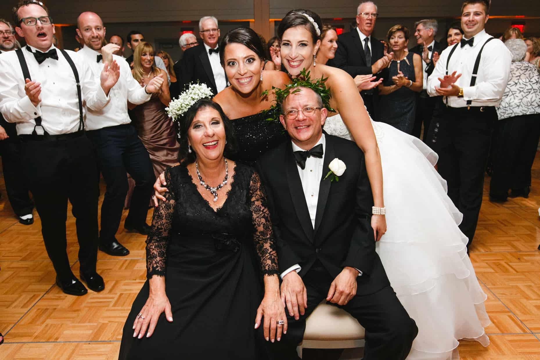 Wedding Photographers Hilton Penn's Landing