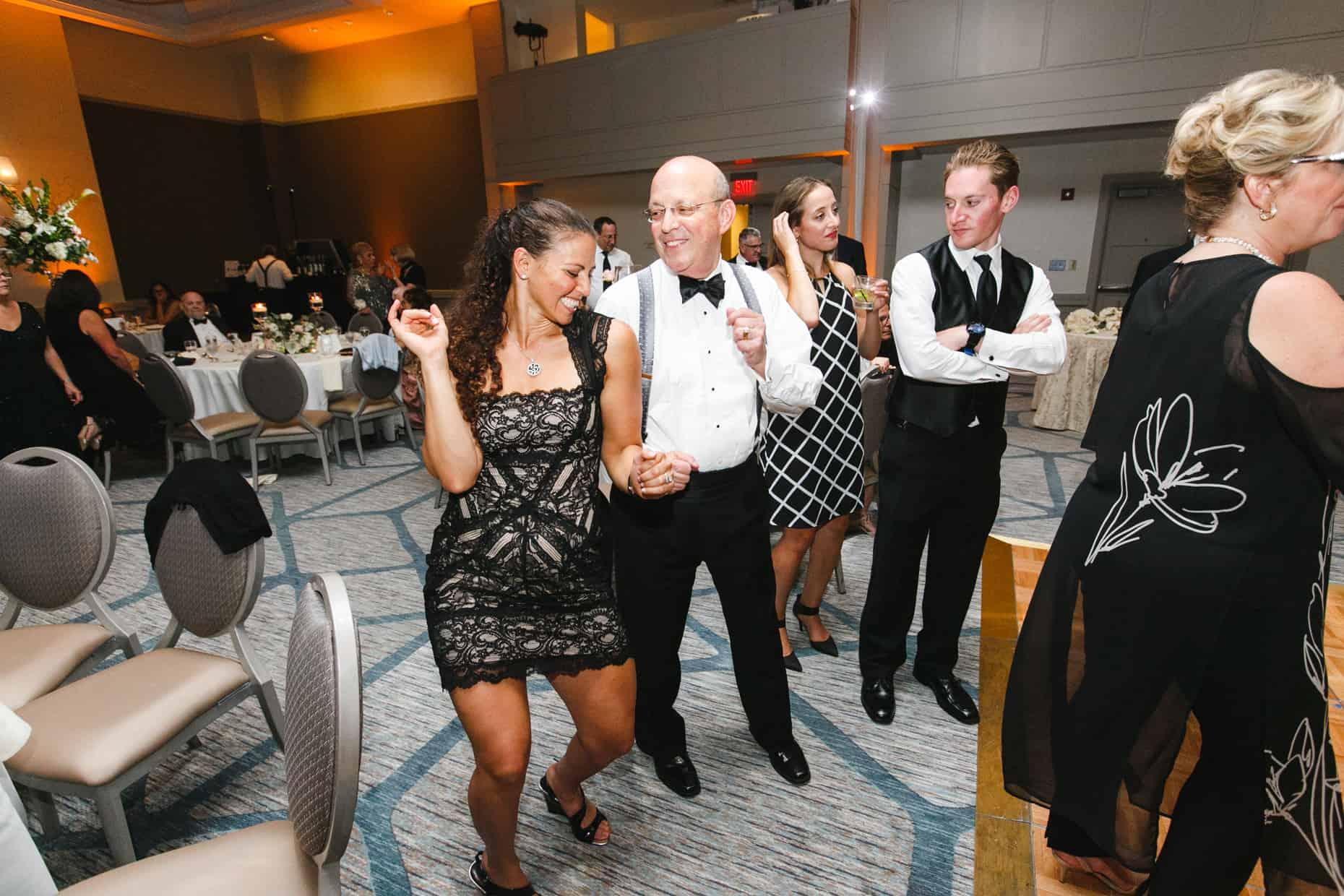 Wedding Reception Hilton Penn's Landing