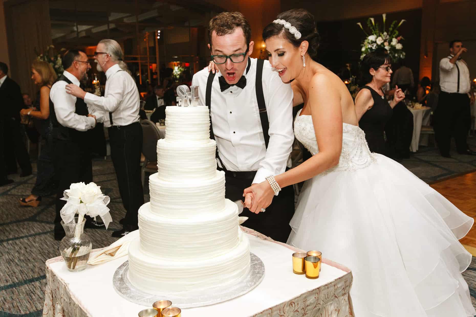 Wedding Ceremony Hilton Penn's Landing