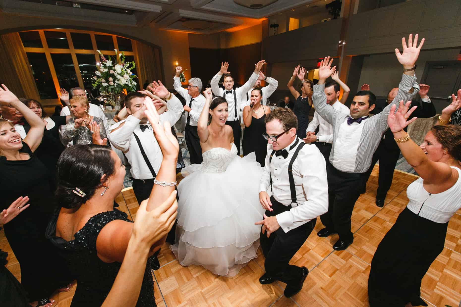 Center City Philadelphia Wedding Photo