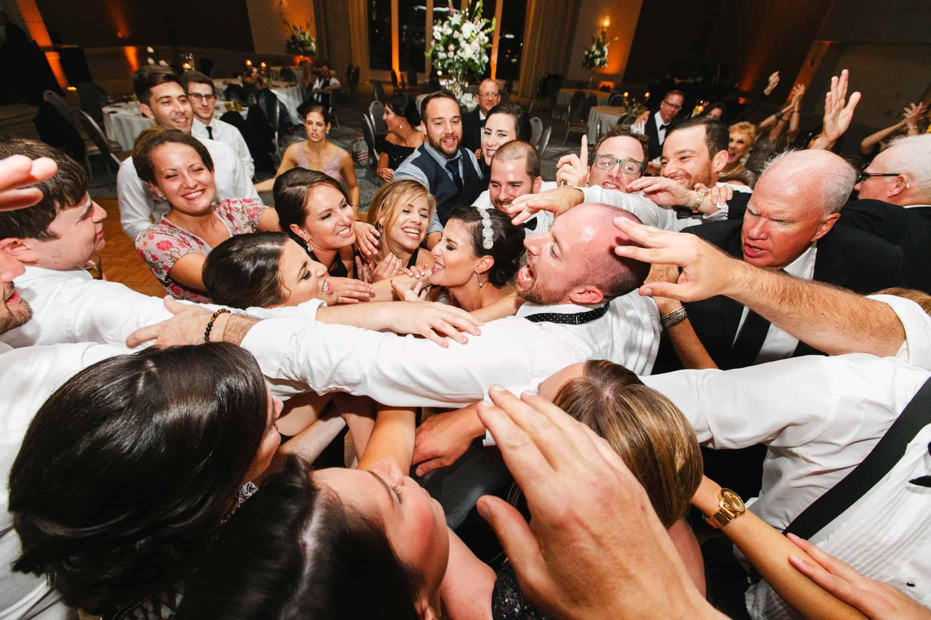 Center City Philadelphia Wedding Photographer