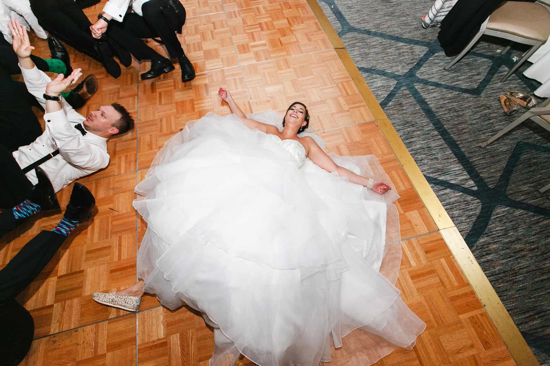 Center City Philadelphia Wedding Picture