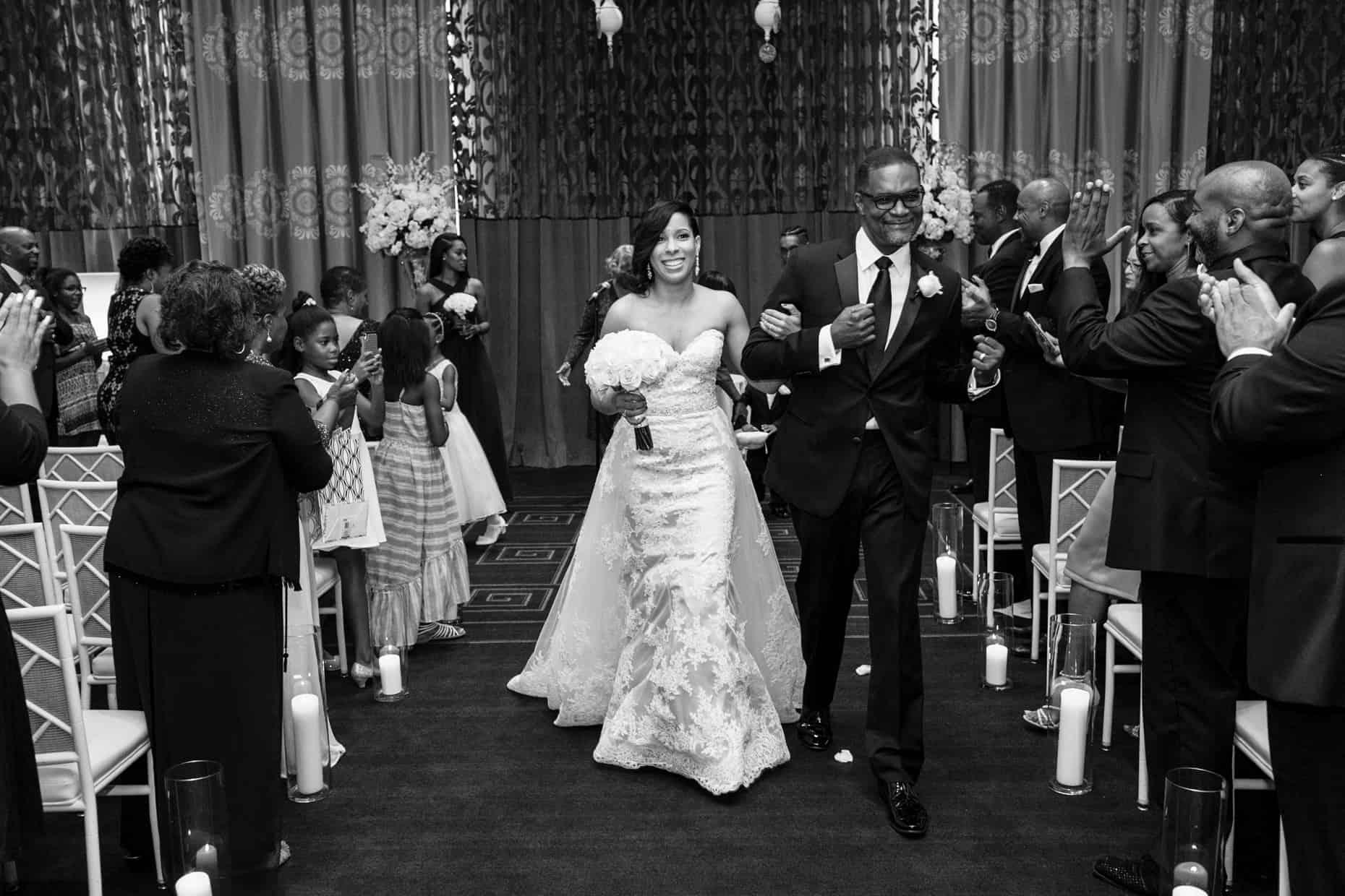 Wedding Photos Hotel Monaco