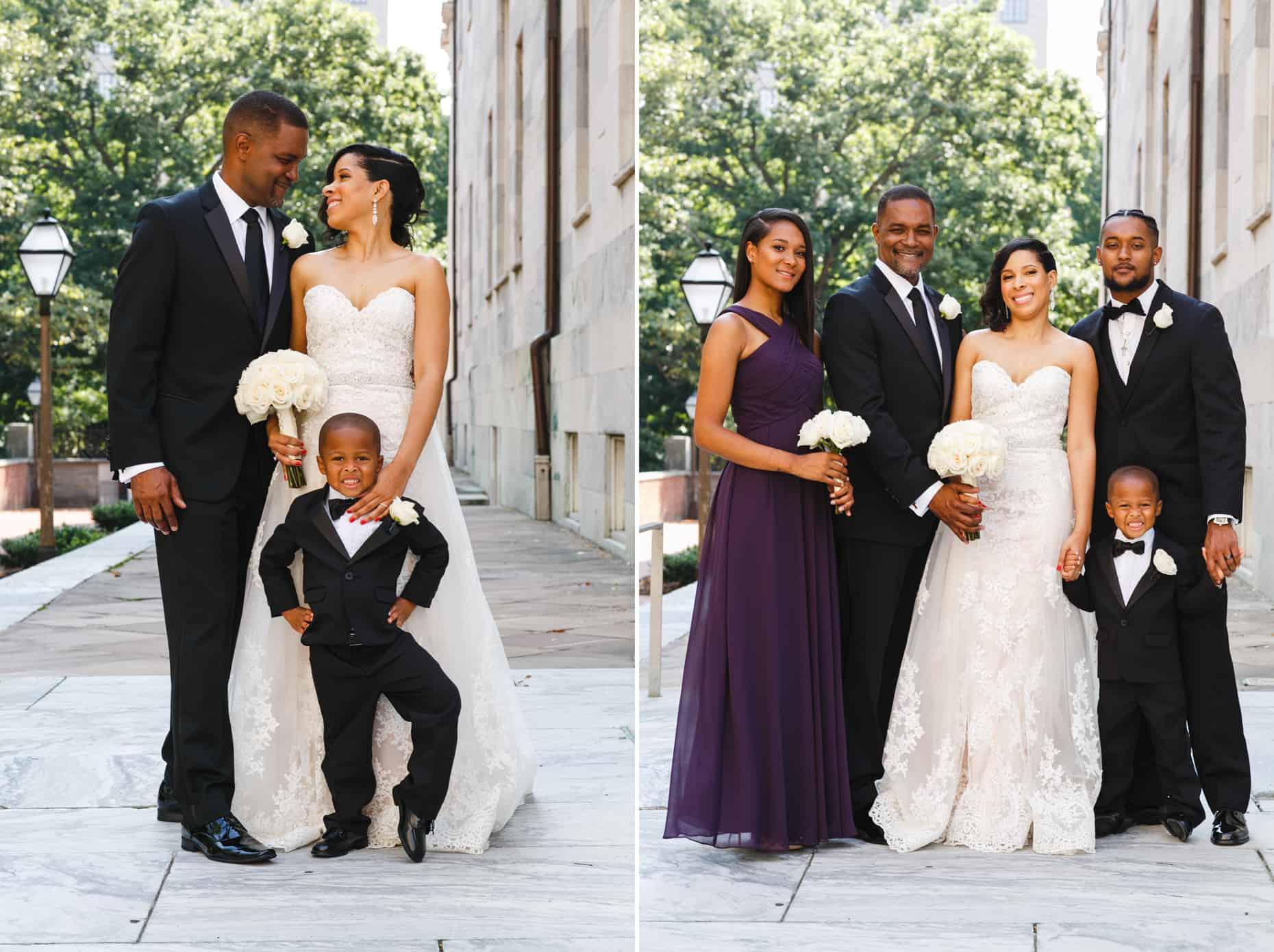 Wedding Photographer Hotel Monaco