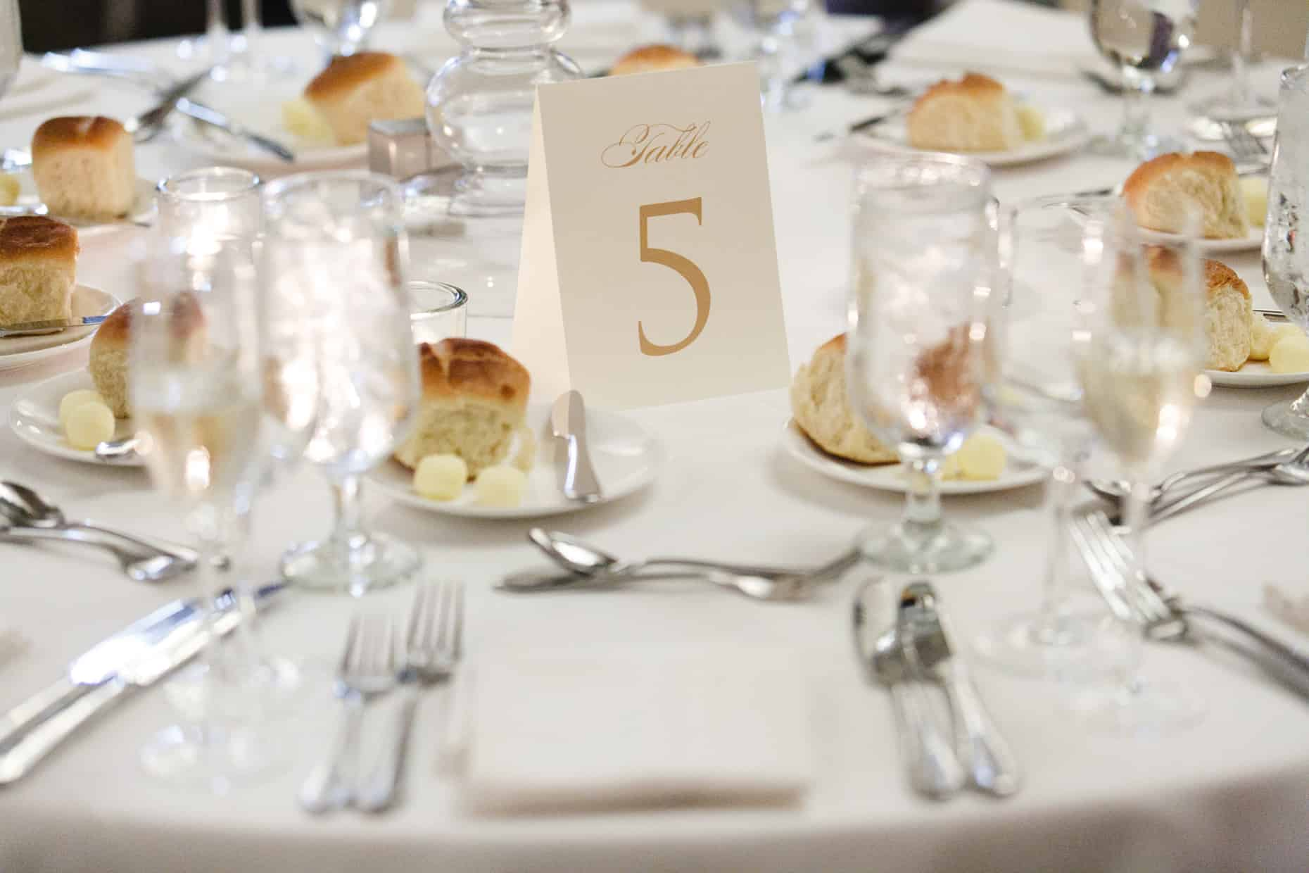 Lafayette South Ballroom Wedding Reception