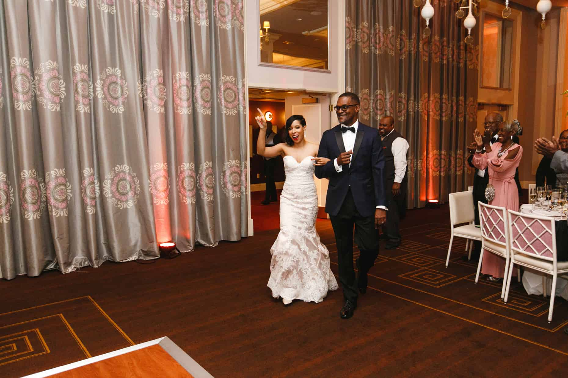 Lafayette South Ballroom Wedding Photo
