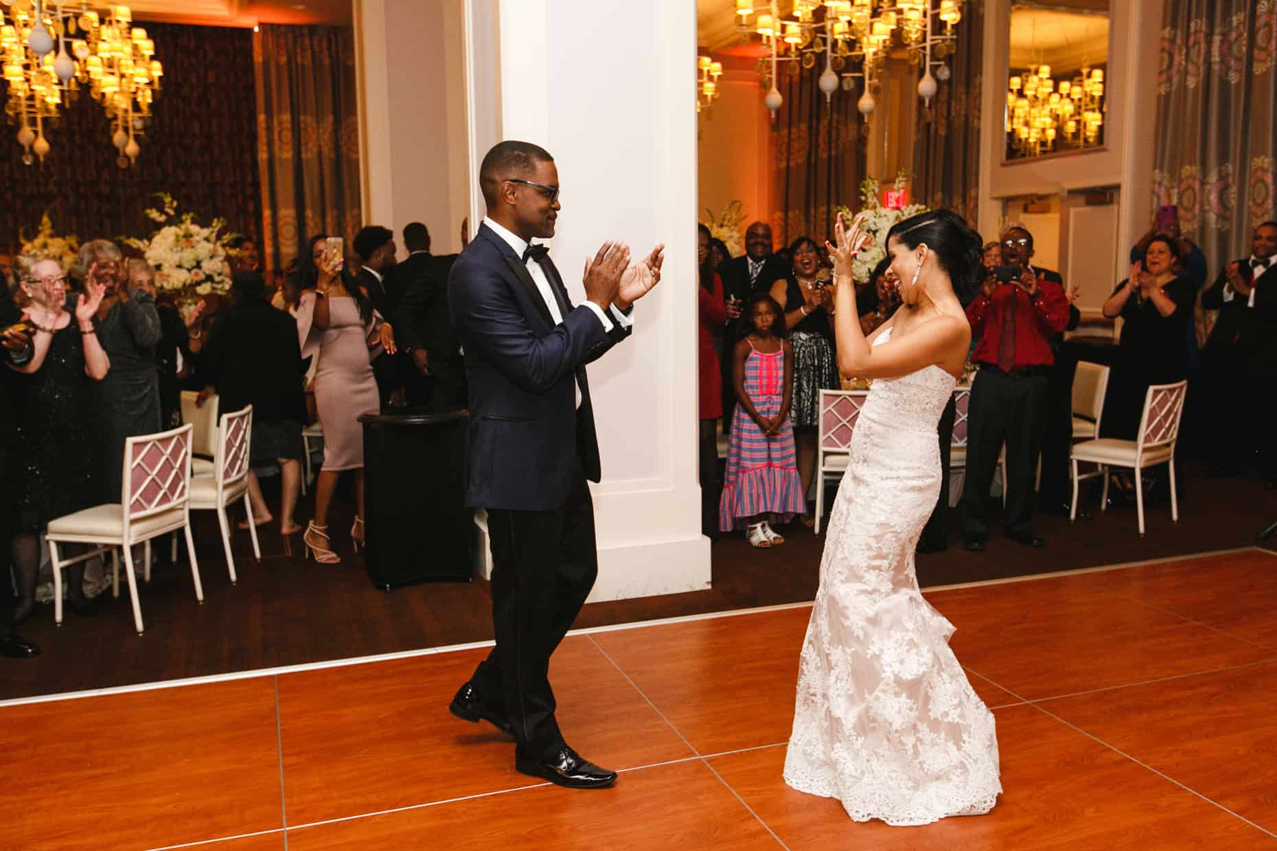 Lafayette South Ballroom Wedding Photography