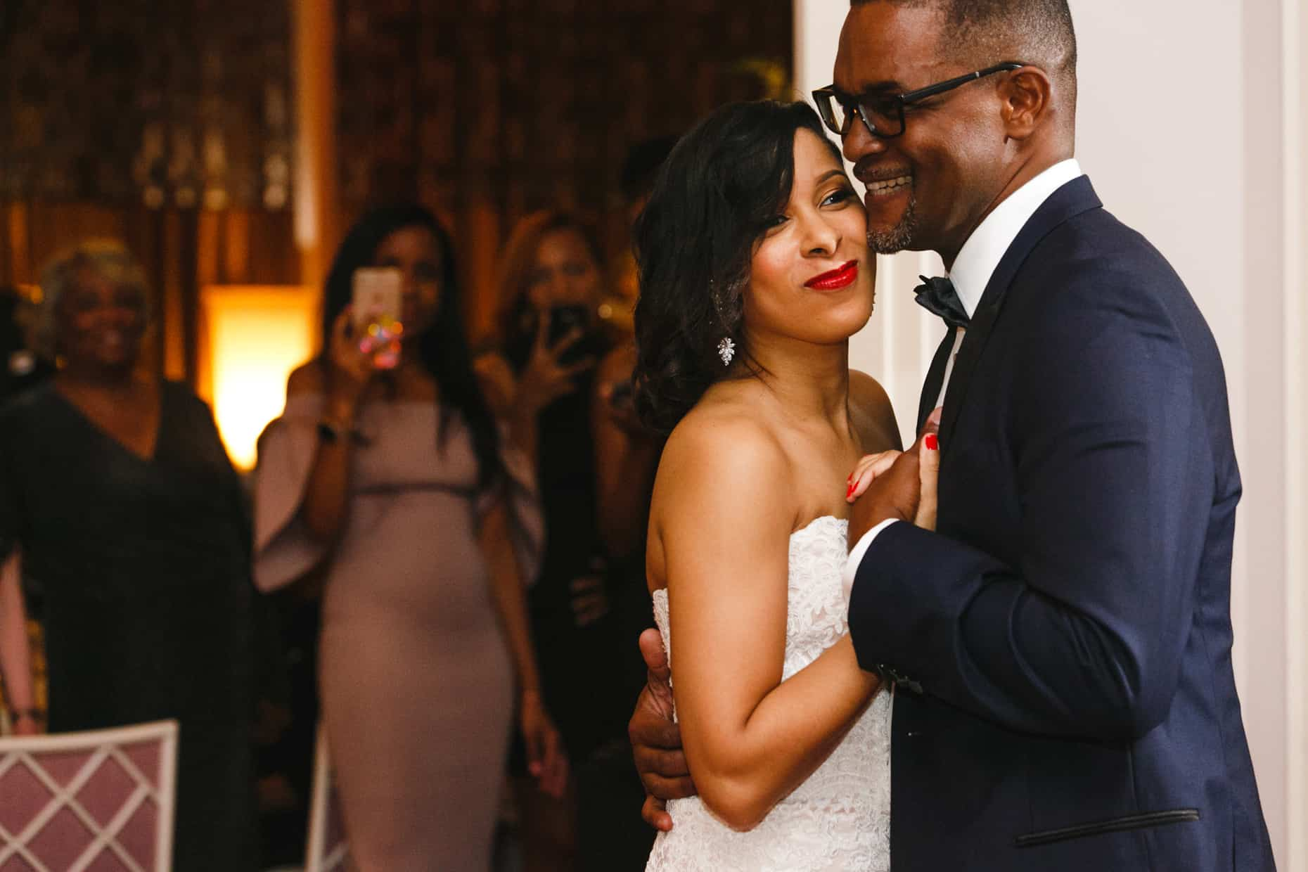 Lafayette South Ballroom Wedding Photographer