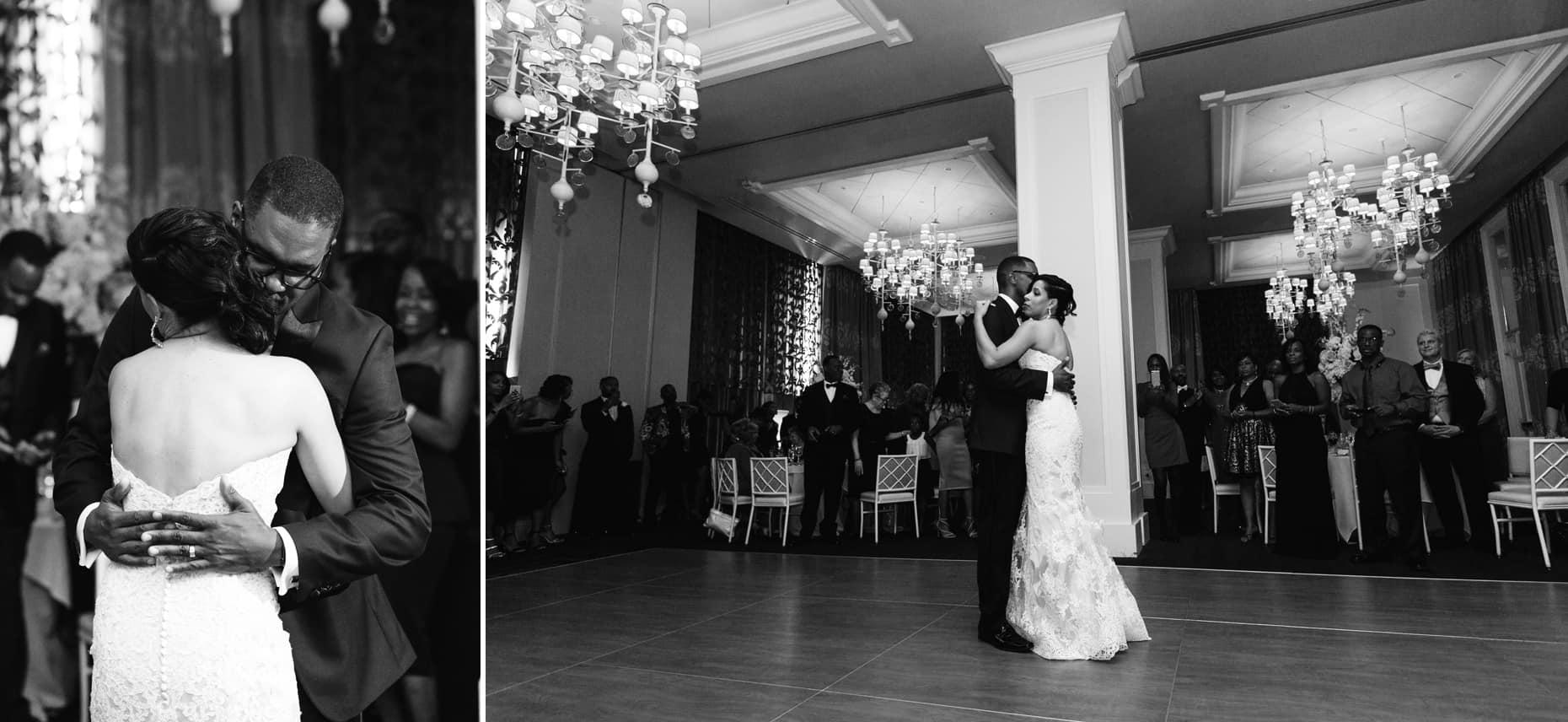 Lafayette South Ballroom Wedding Photographers