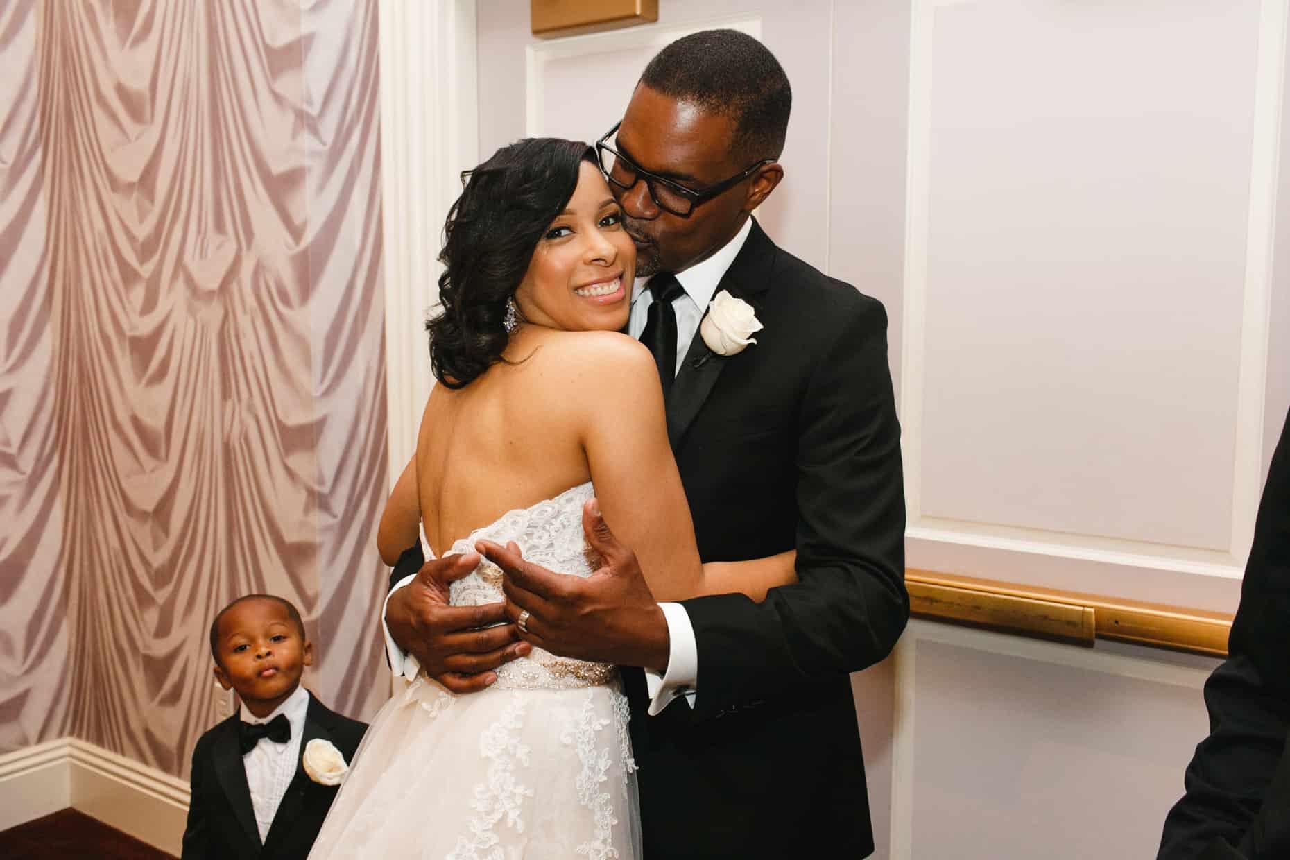 Lafayette South Ballroom Wedding Picture