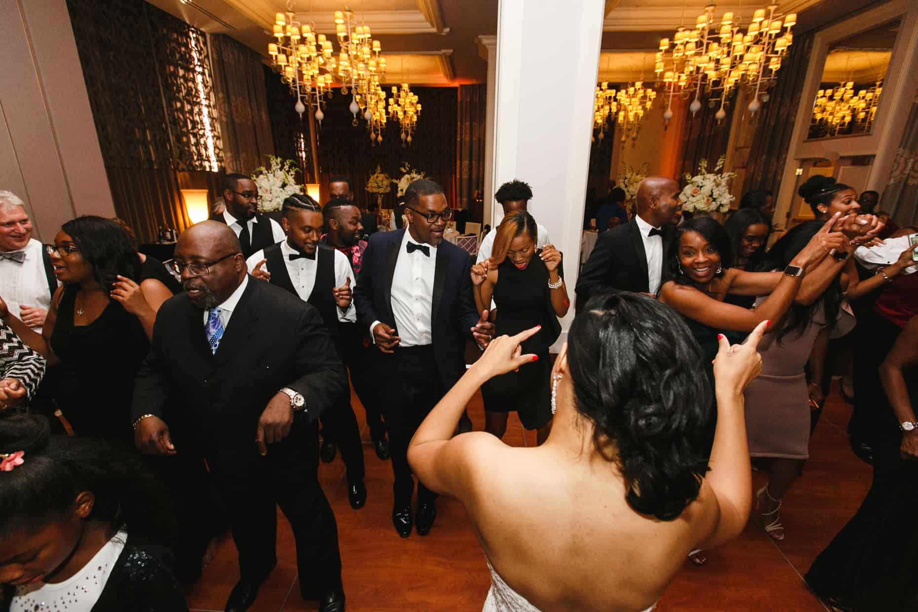 Wedding Photographers Lafayette South Ballroom
