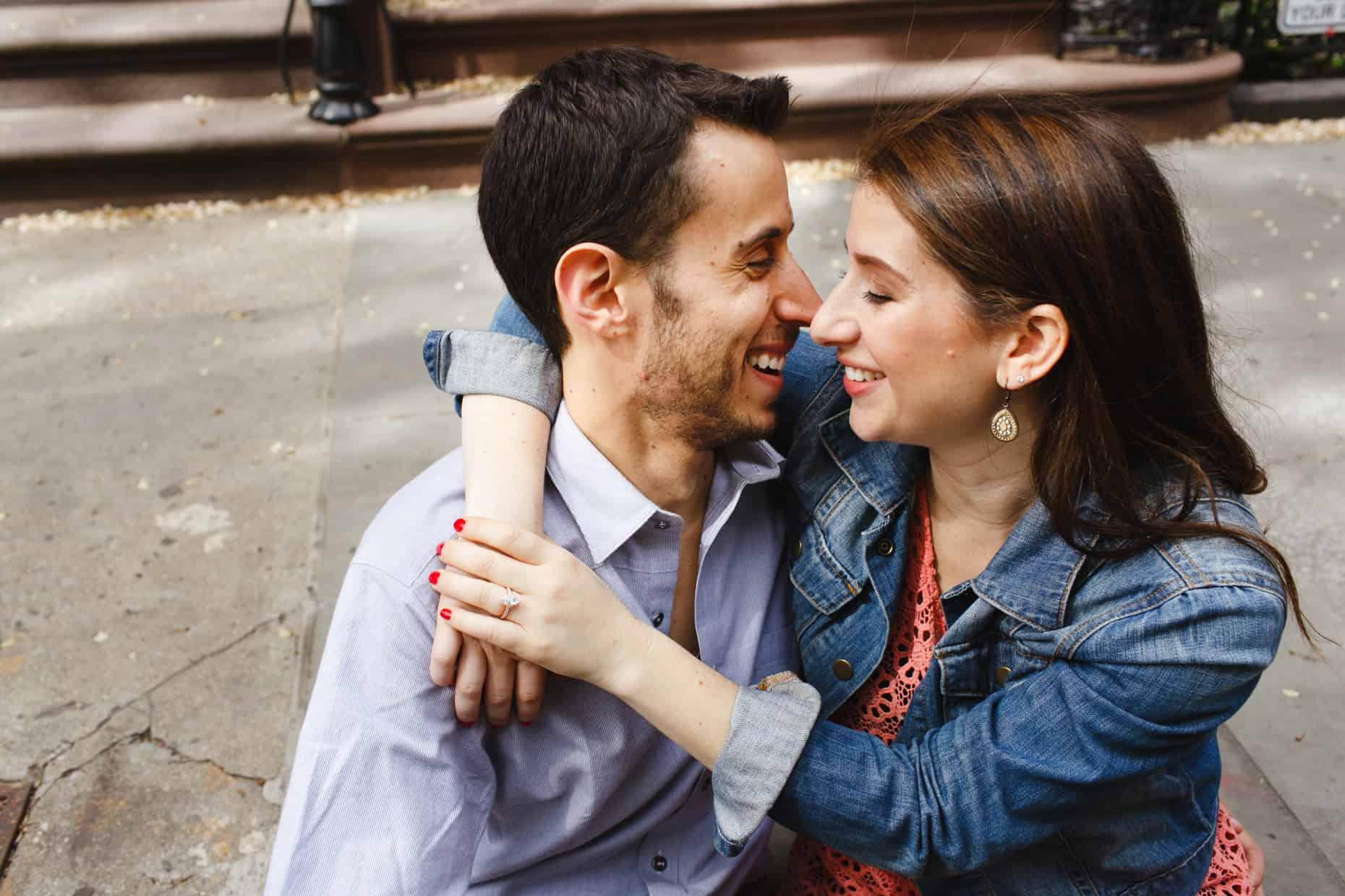 High Line Engagement Photographer