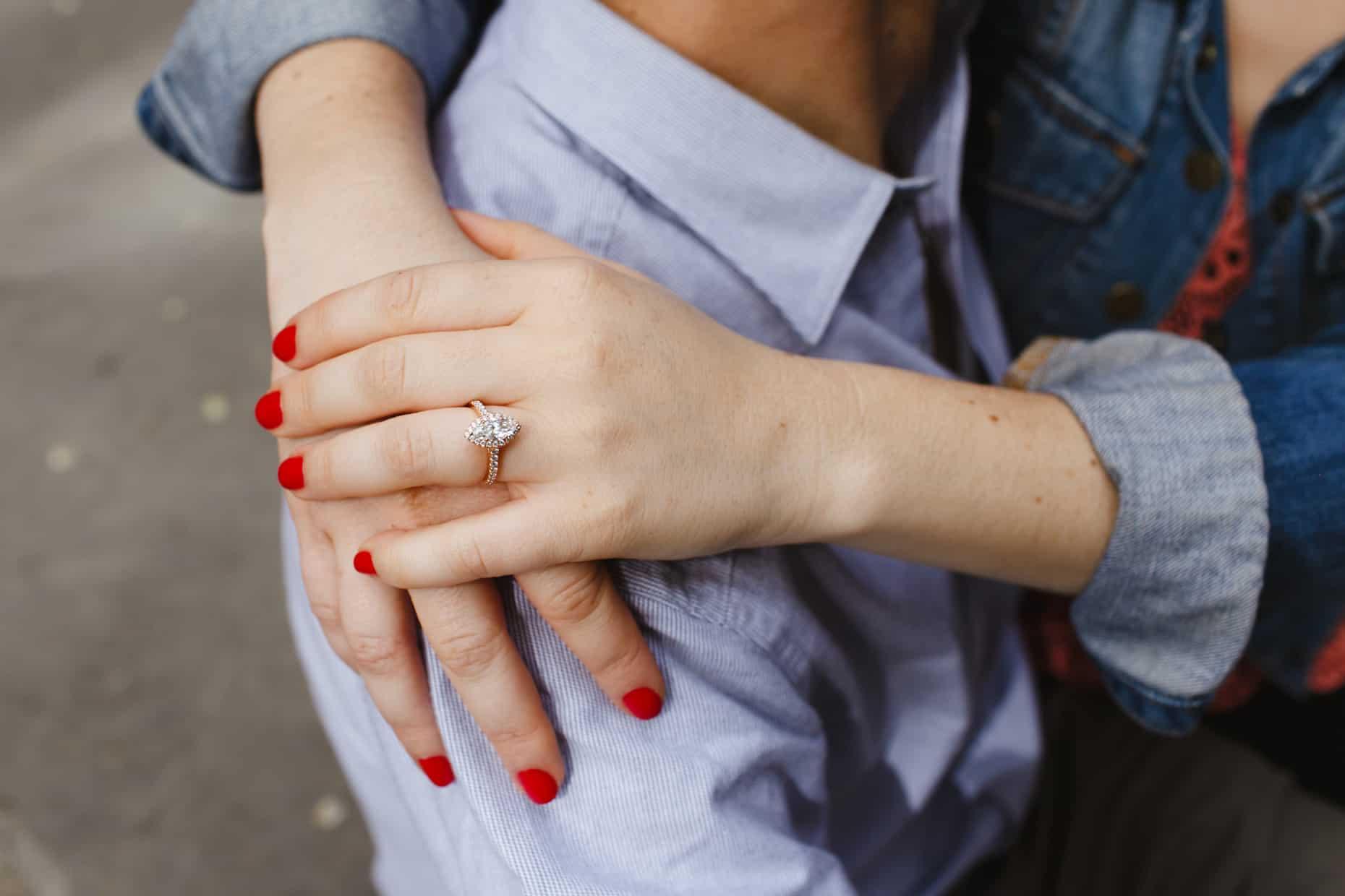 Engagement Photos New York
