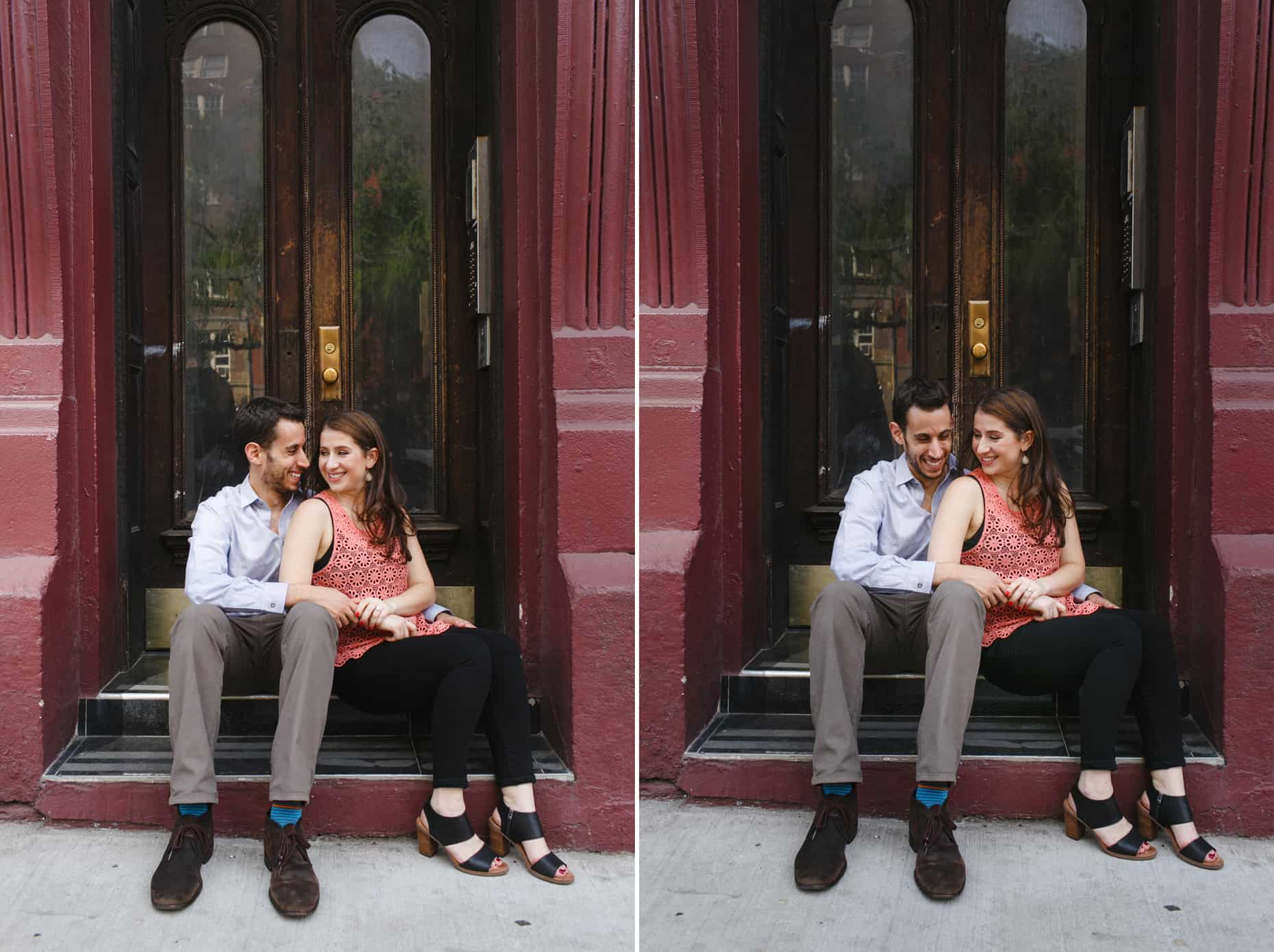 Engagement Photographer New York