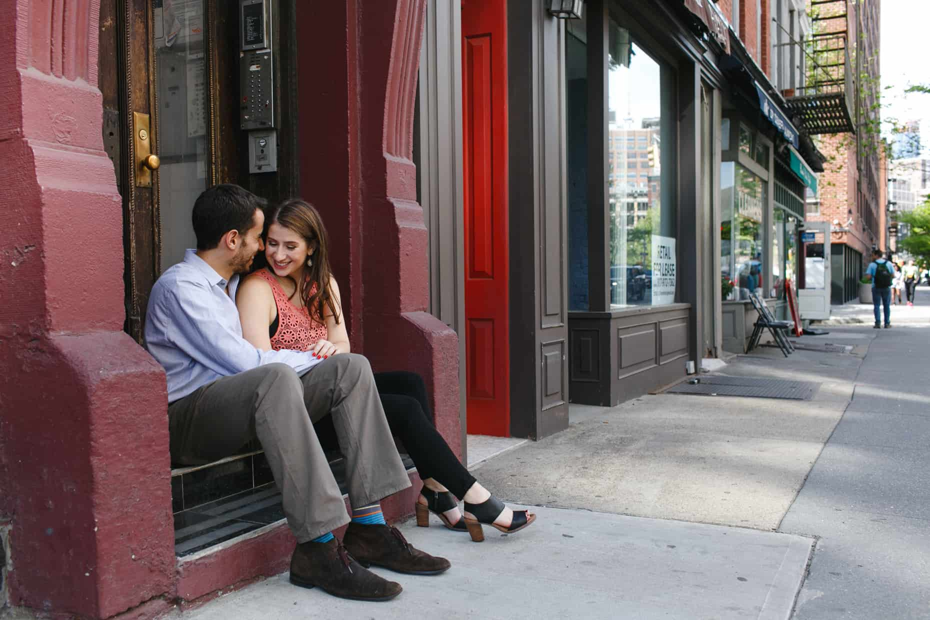 Engagement Photographers New York