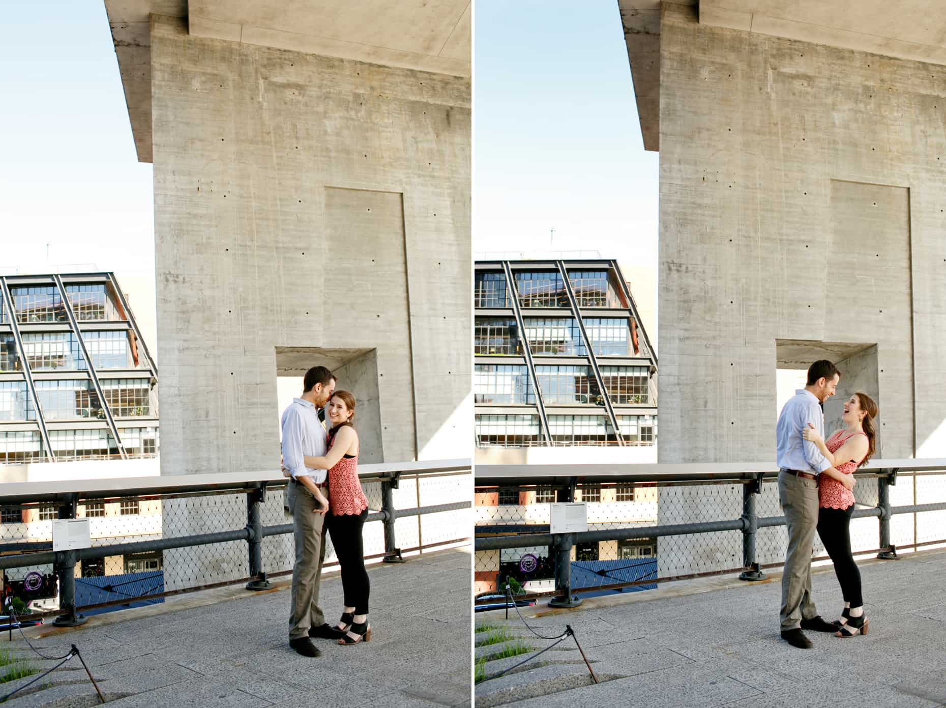 Engagement Photographer New York City