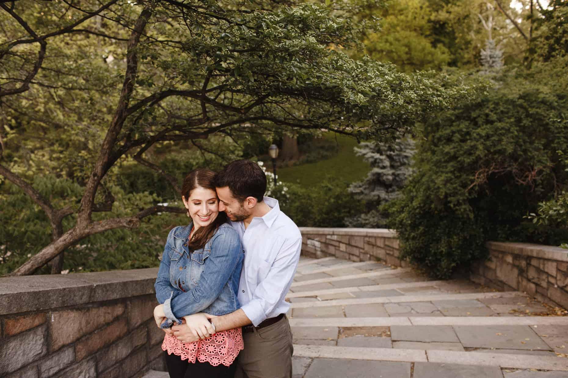 Upper East Side Engagement Photographer