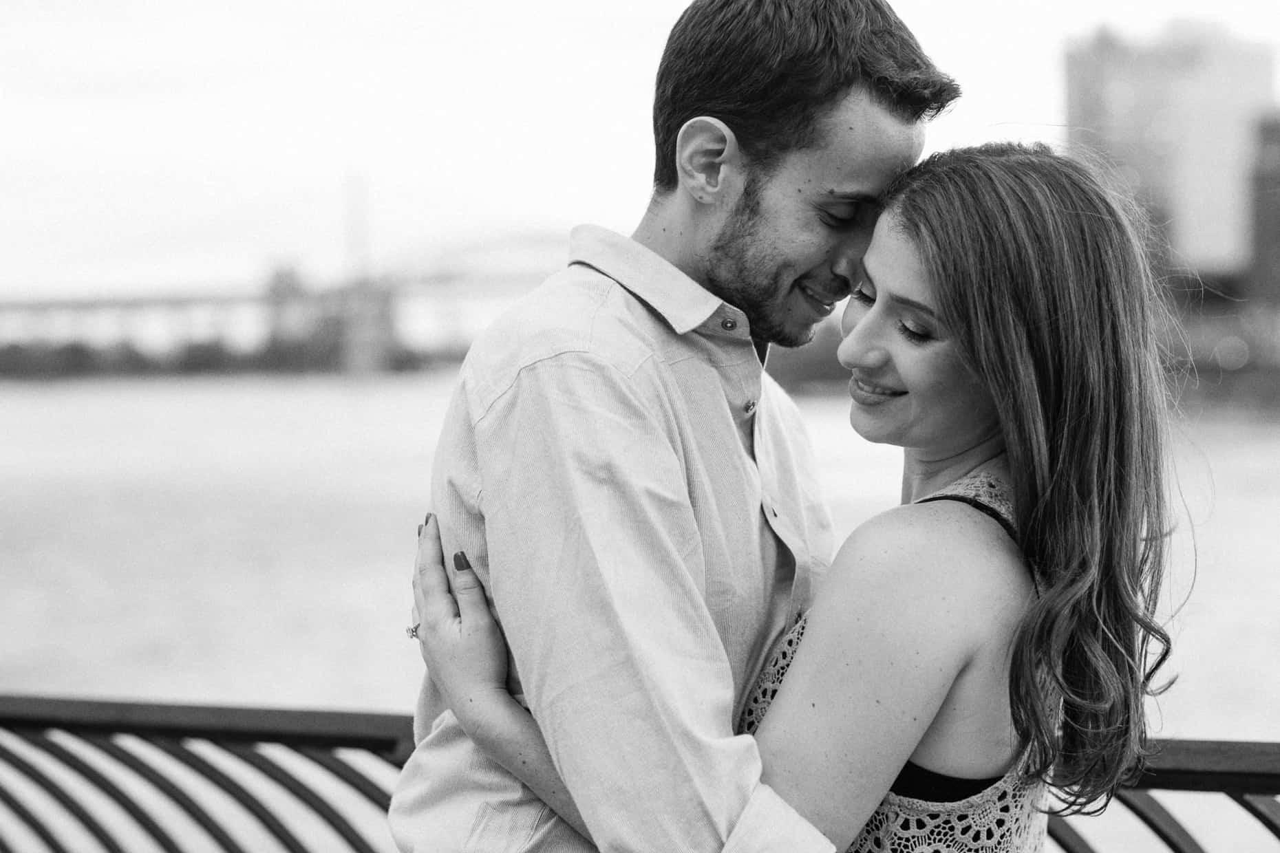 Engagement session New York City