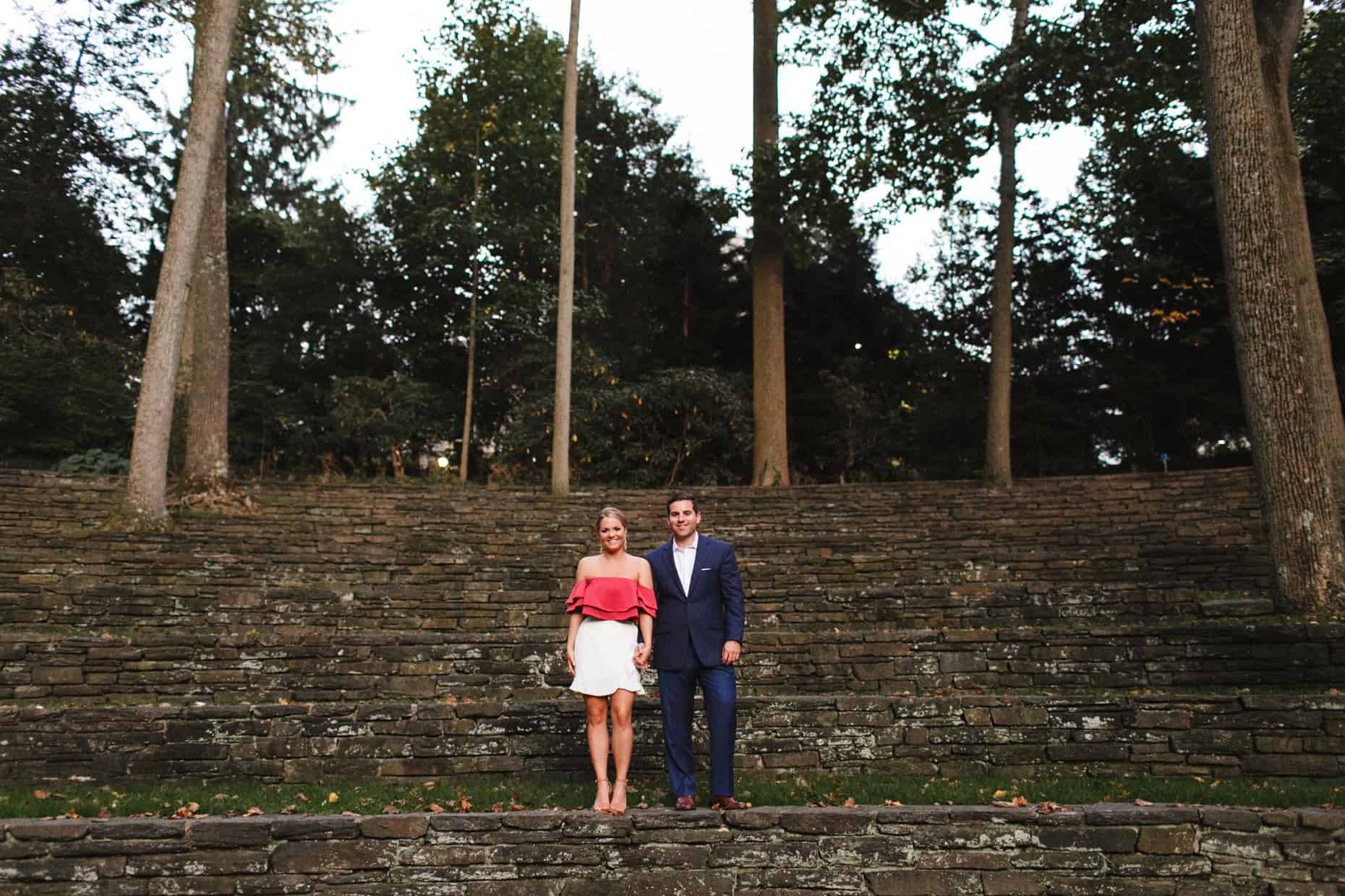 Engagement Session Swarthmore College