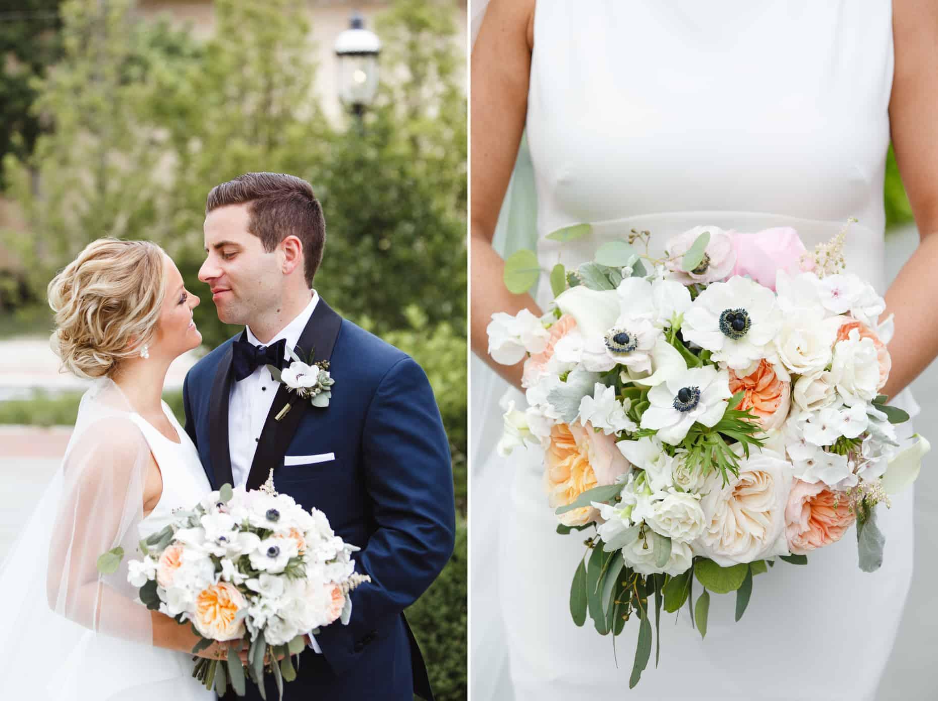 A Garden Party Wedding Photos