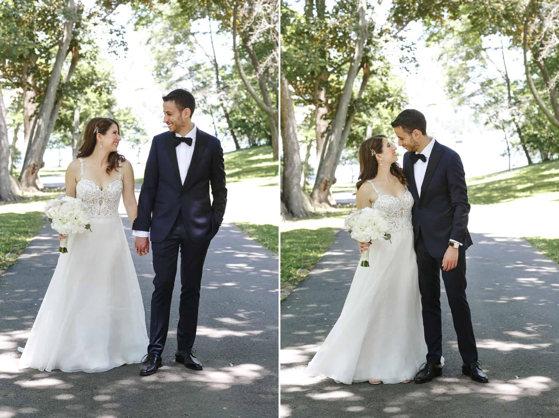 Wedding Photographers Glen Island Harbor Club