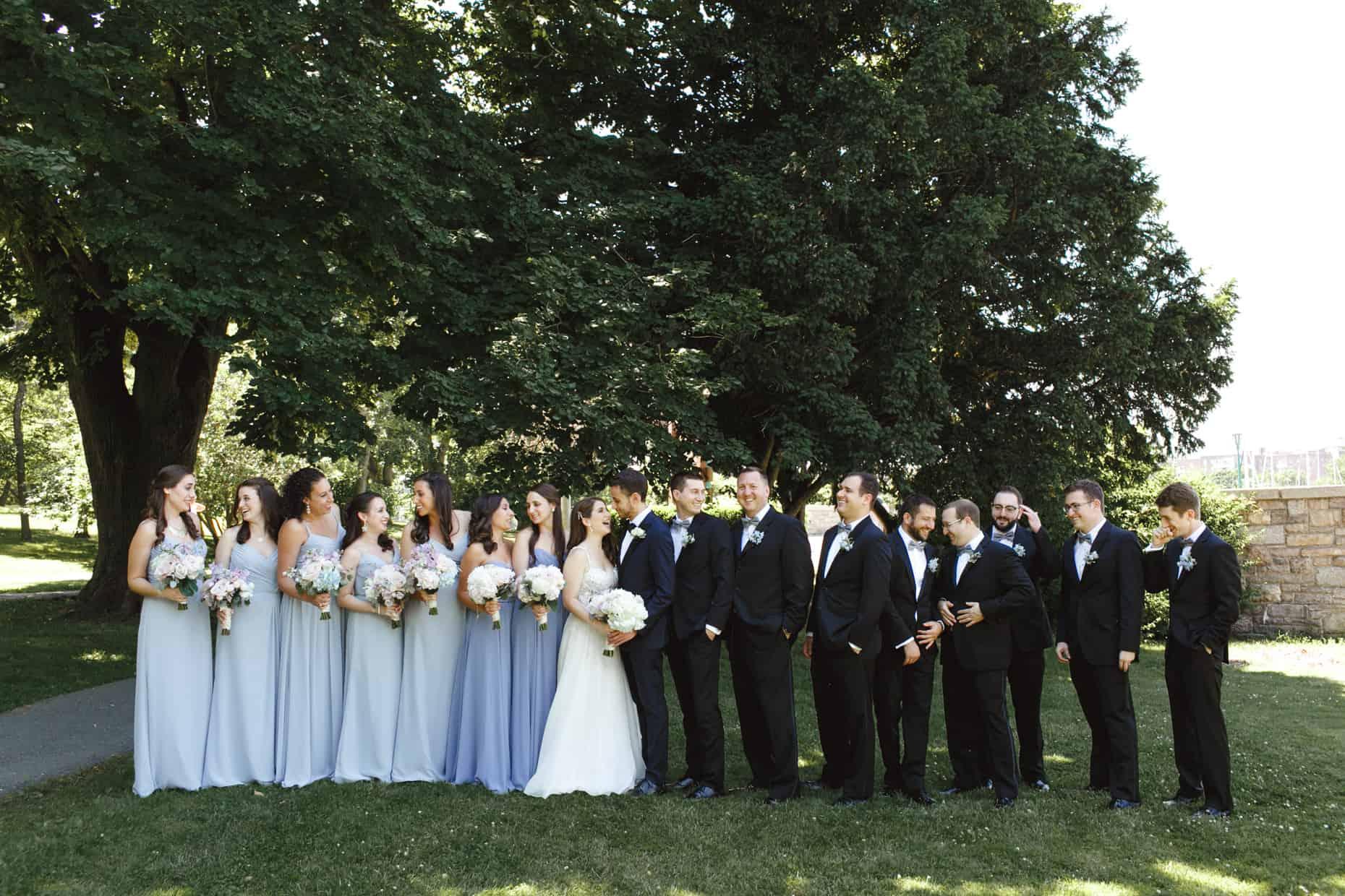 Jewish Wedding Glen Island NY