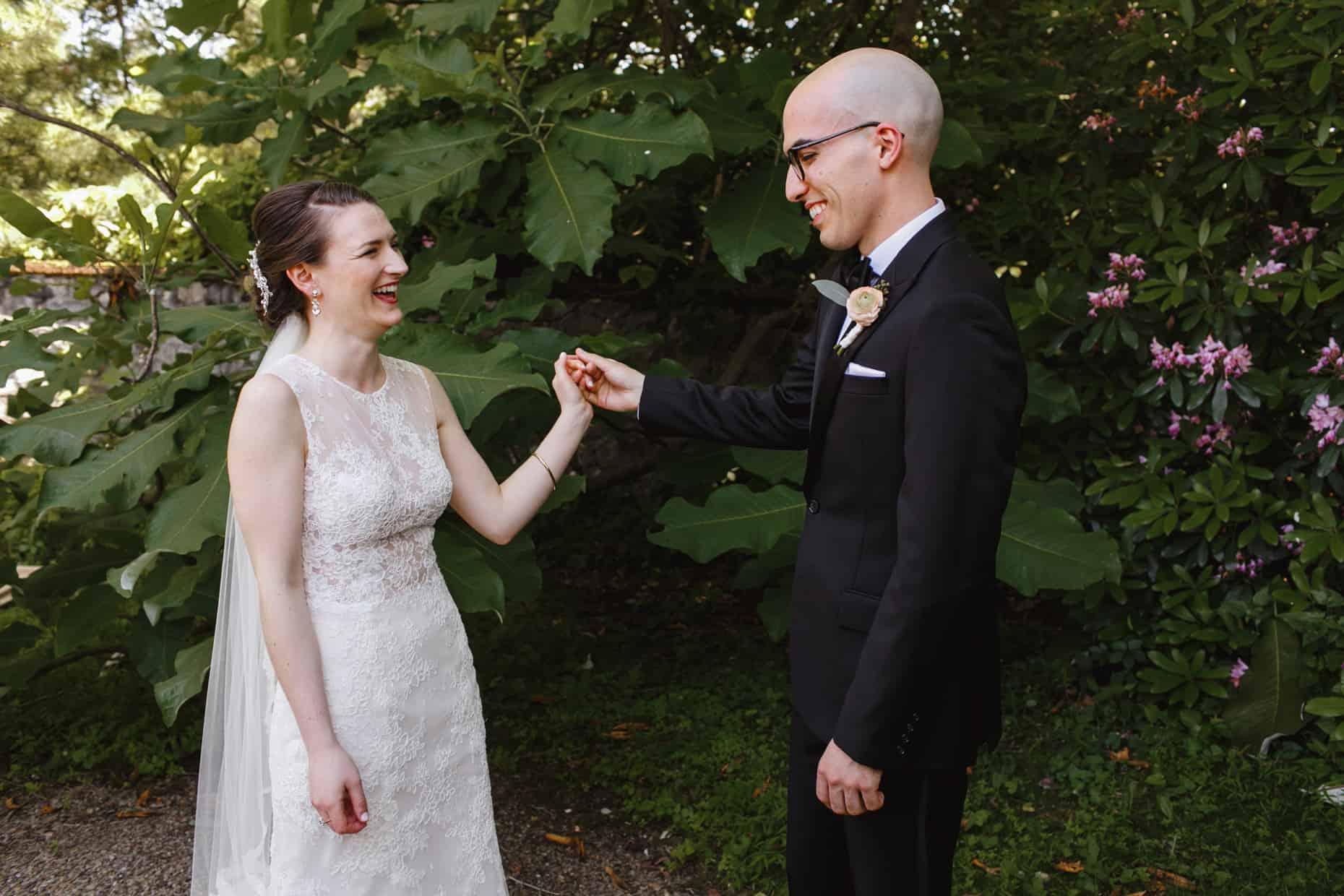 Carriage House at Rockwood Park Wedding Photos