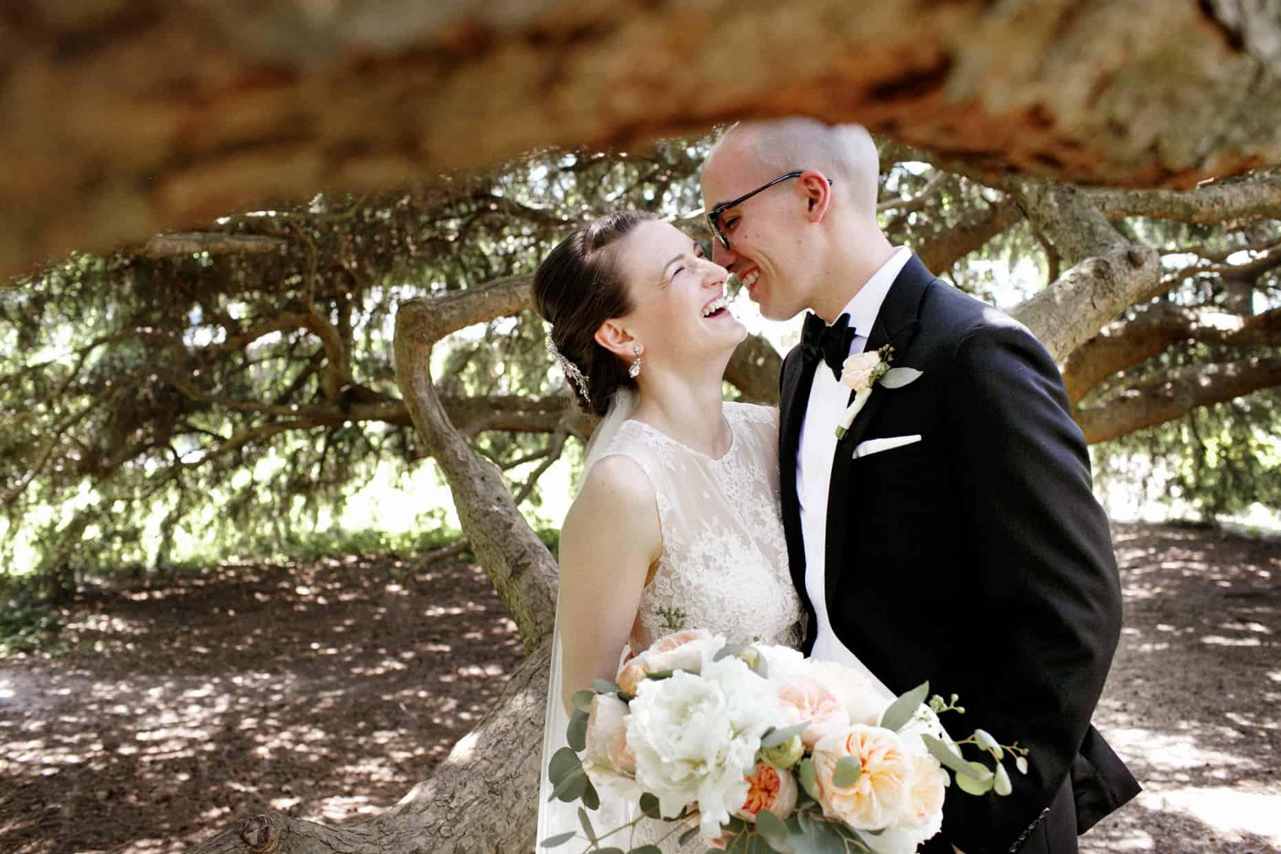 Wedding Photos Carriage House at Rockwood Park