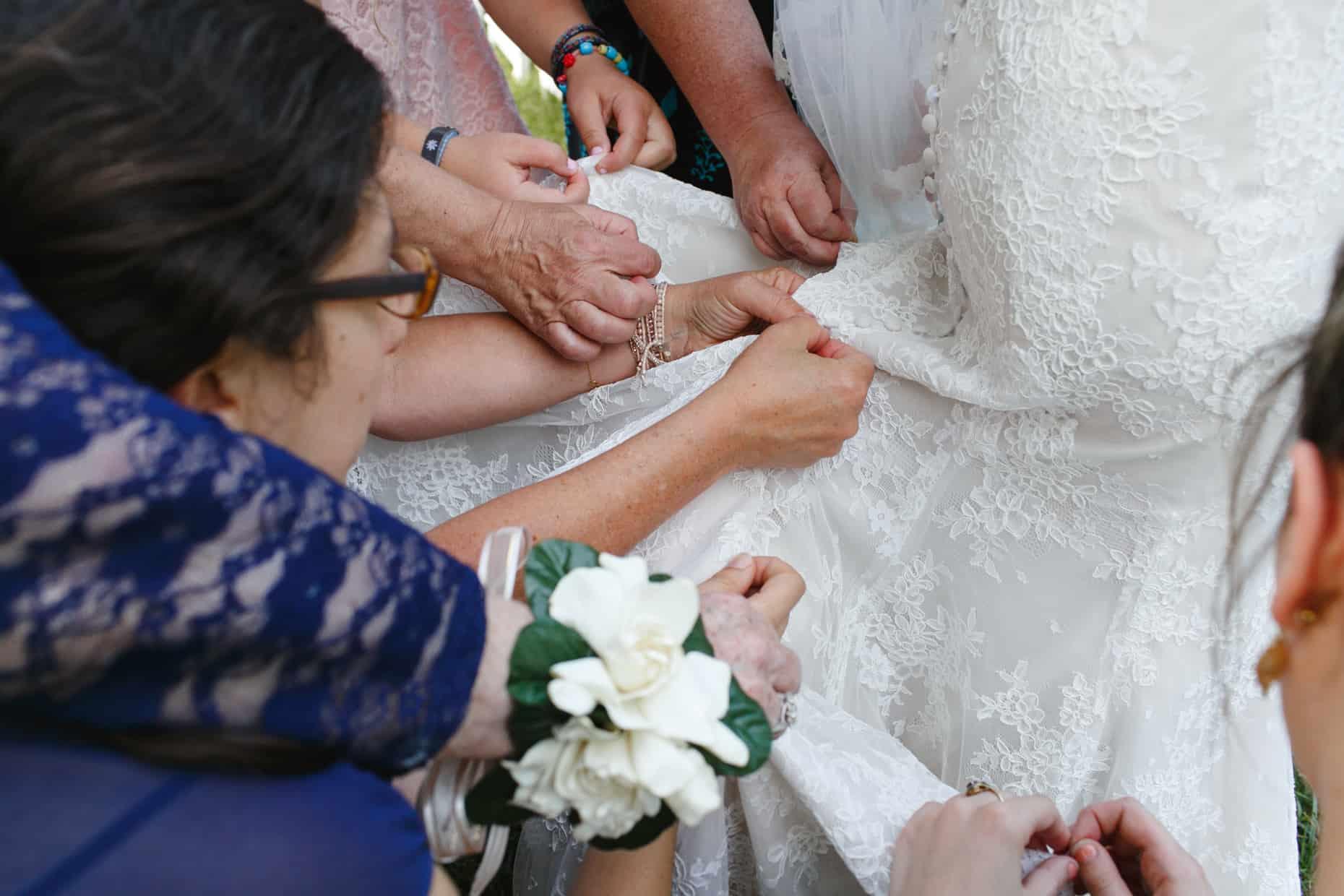 Rockwood Park Wilmington Wedding