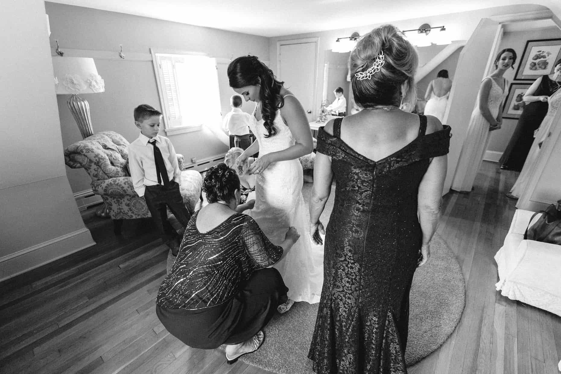 Collegeville wedding