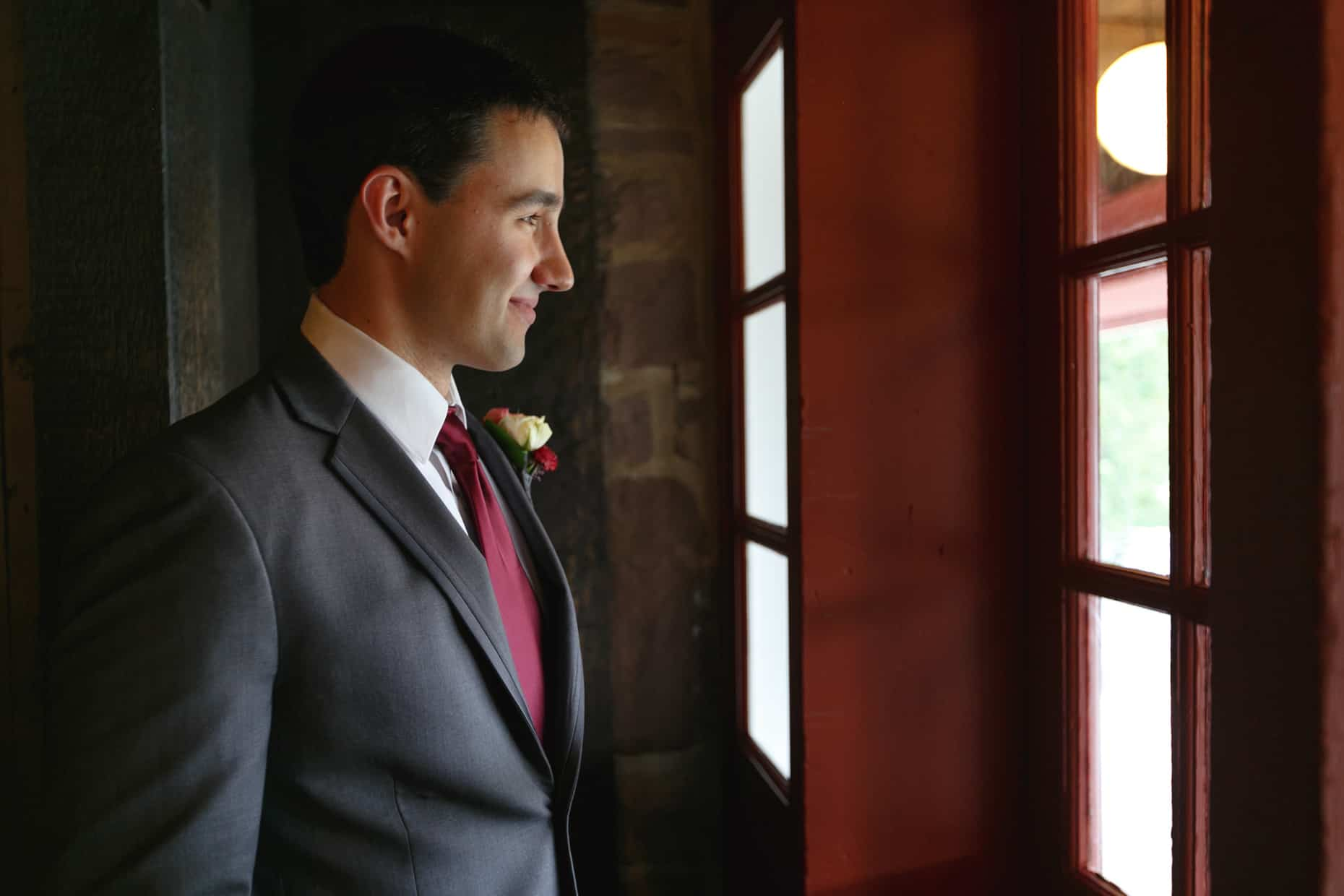 Robert Ryan weddings