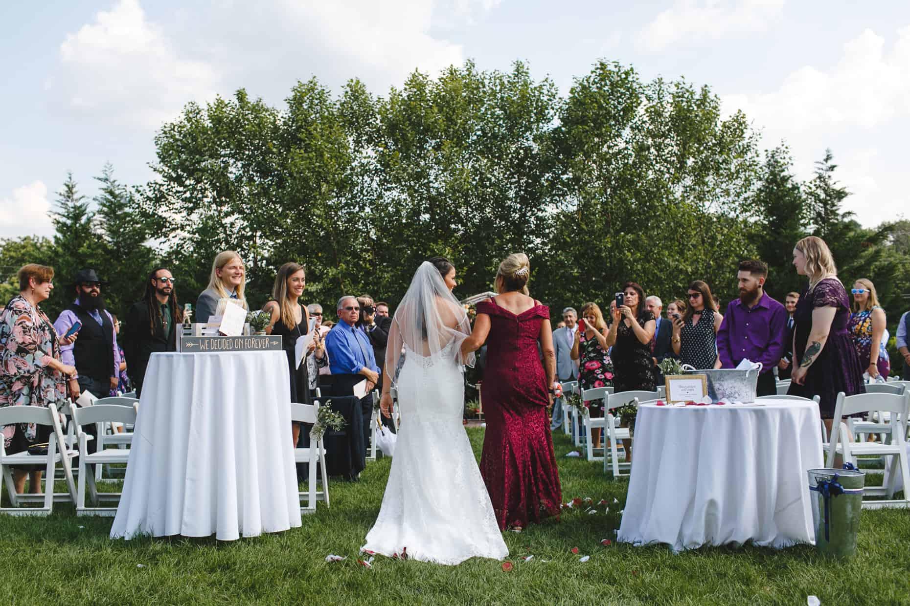 Barn on Bridge Collegeville wedding