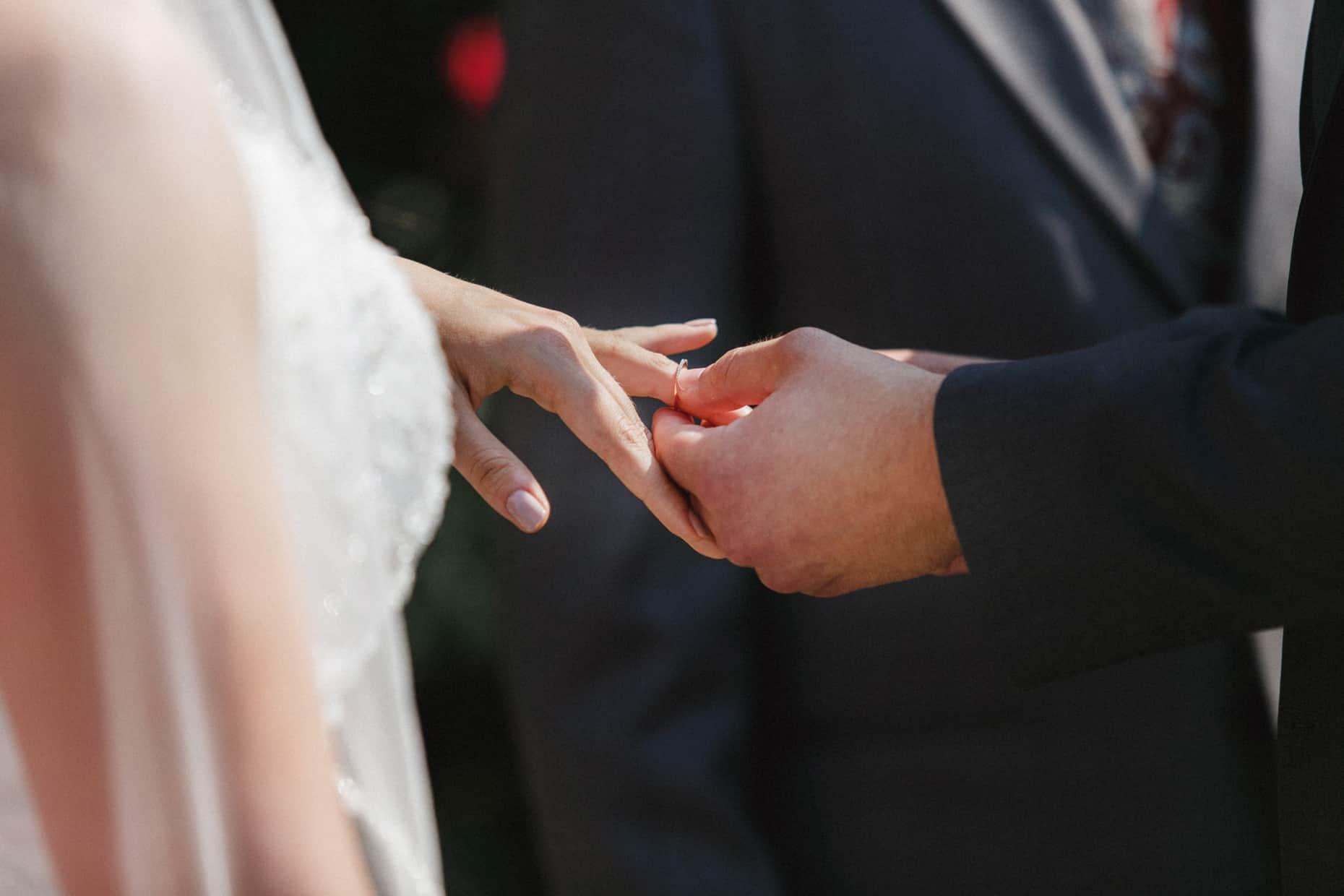 Outdoor wedding ceremonies Philadelphia