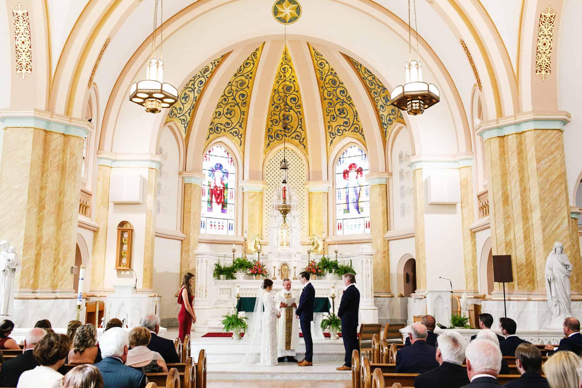 Wedding Congress Hall Cape May