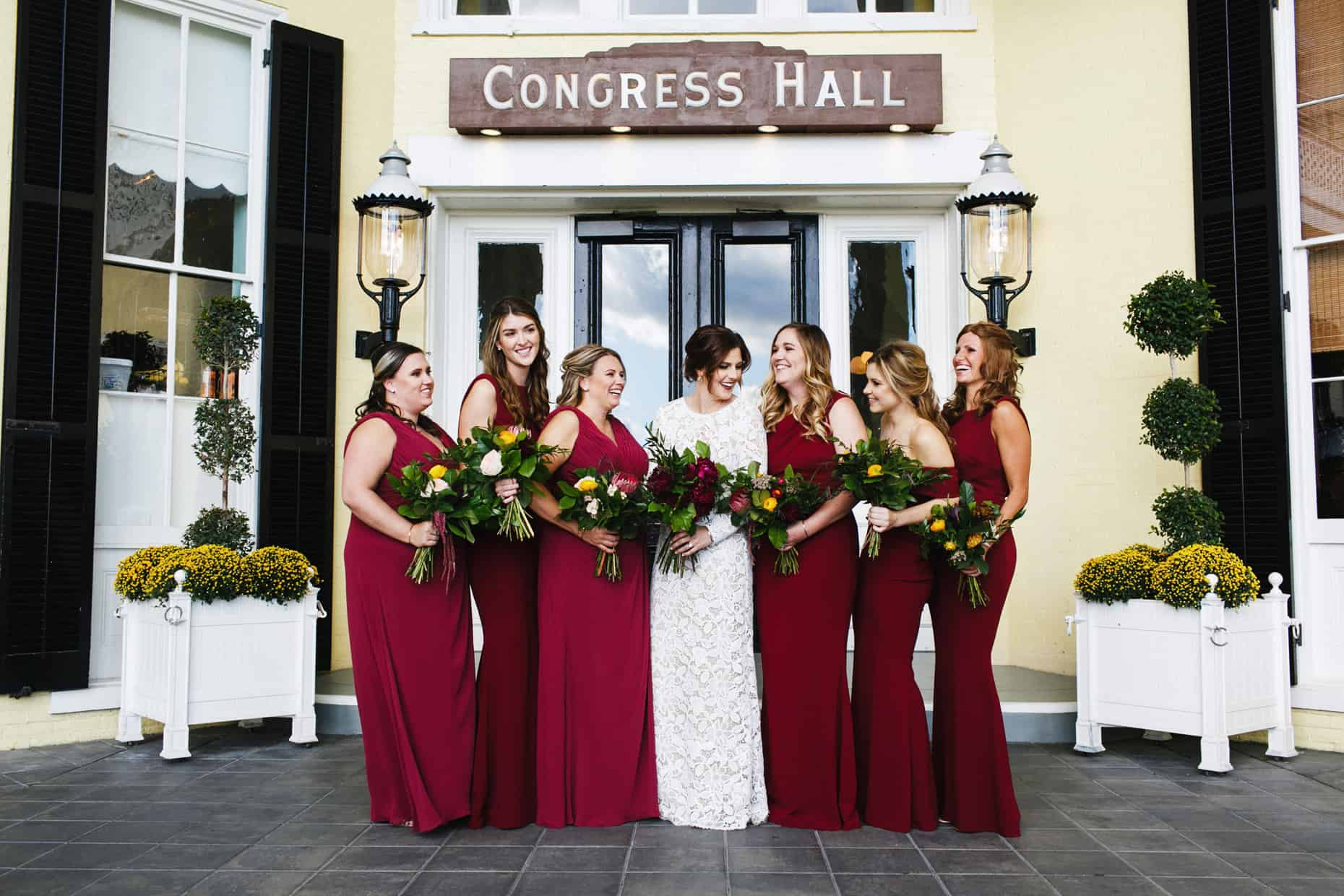 Wedding Pictures Congress Hall Cape May