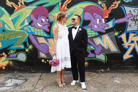 Fishtown Wedding