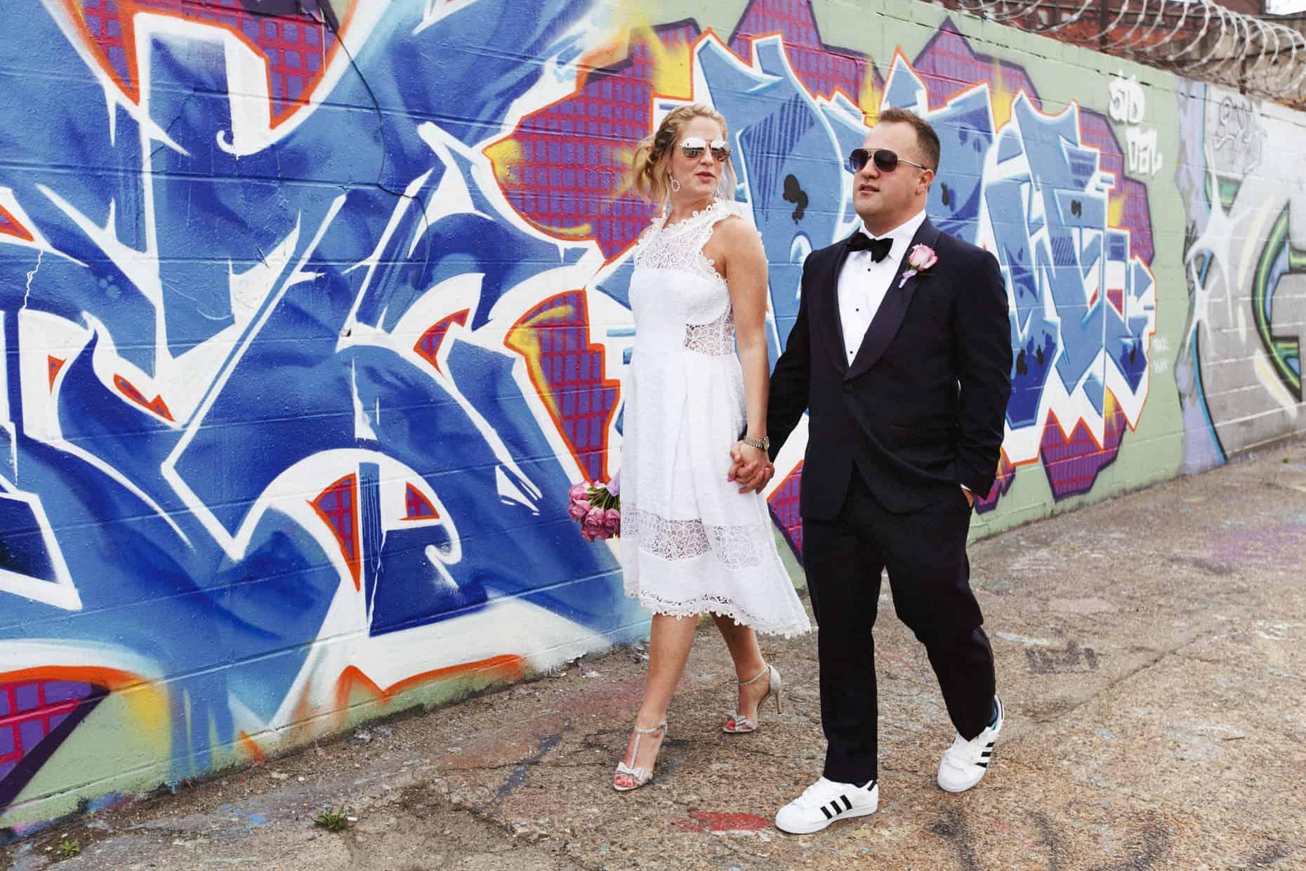 Fishtown Philadelphia wedding