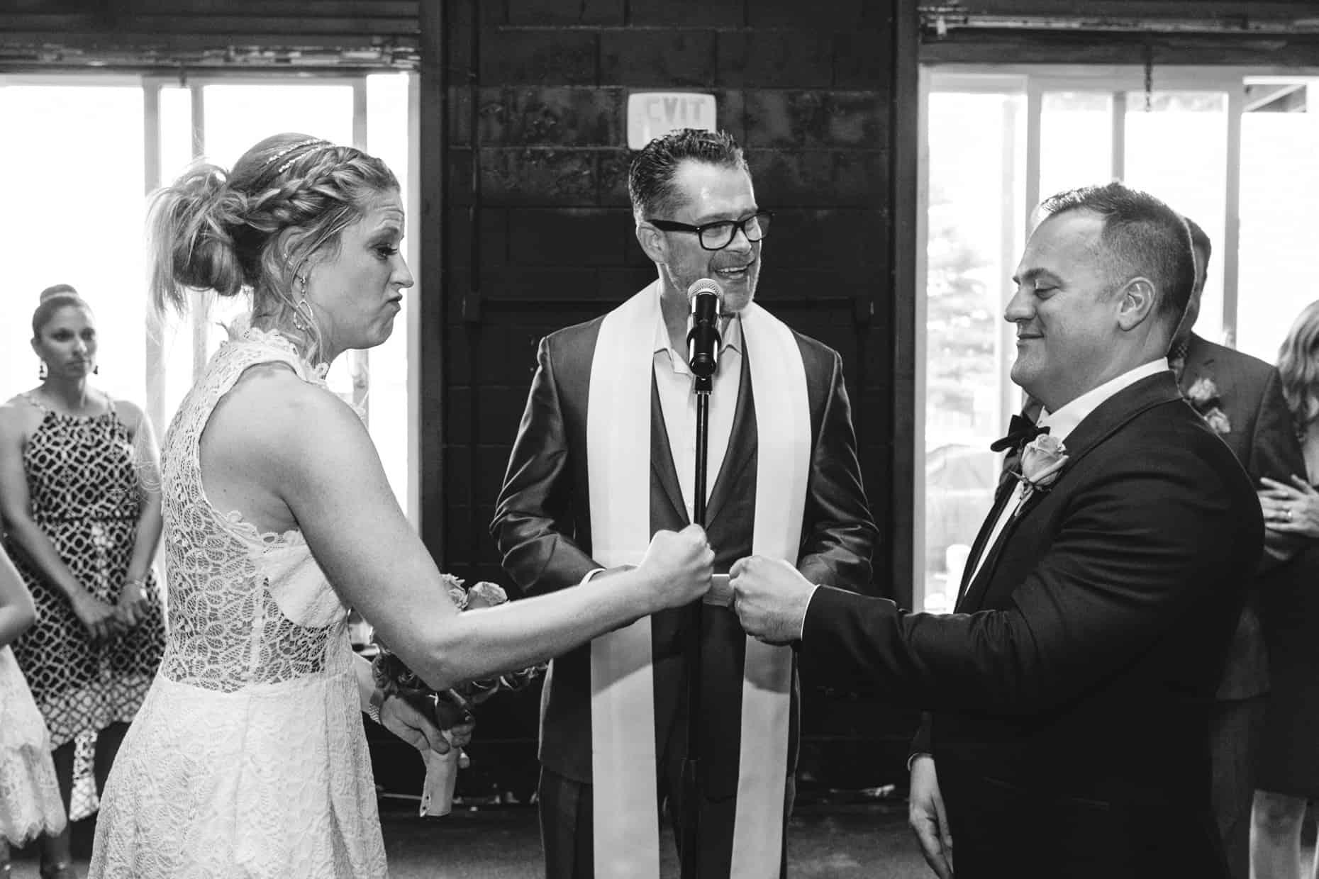 Gardendale Social Club Wedding Photos