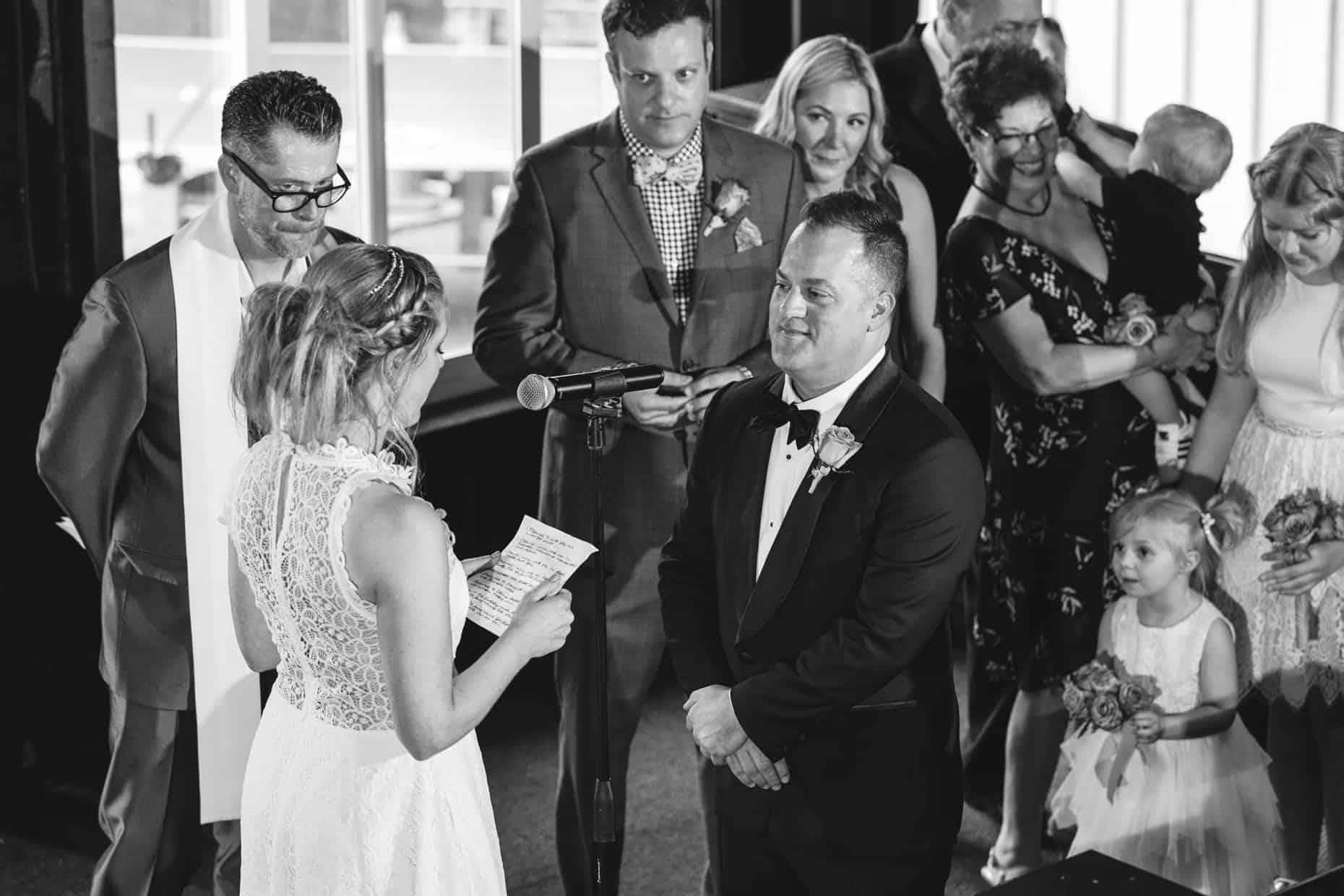 Gardendale Social Club Wedding Photographer